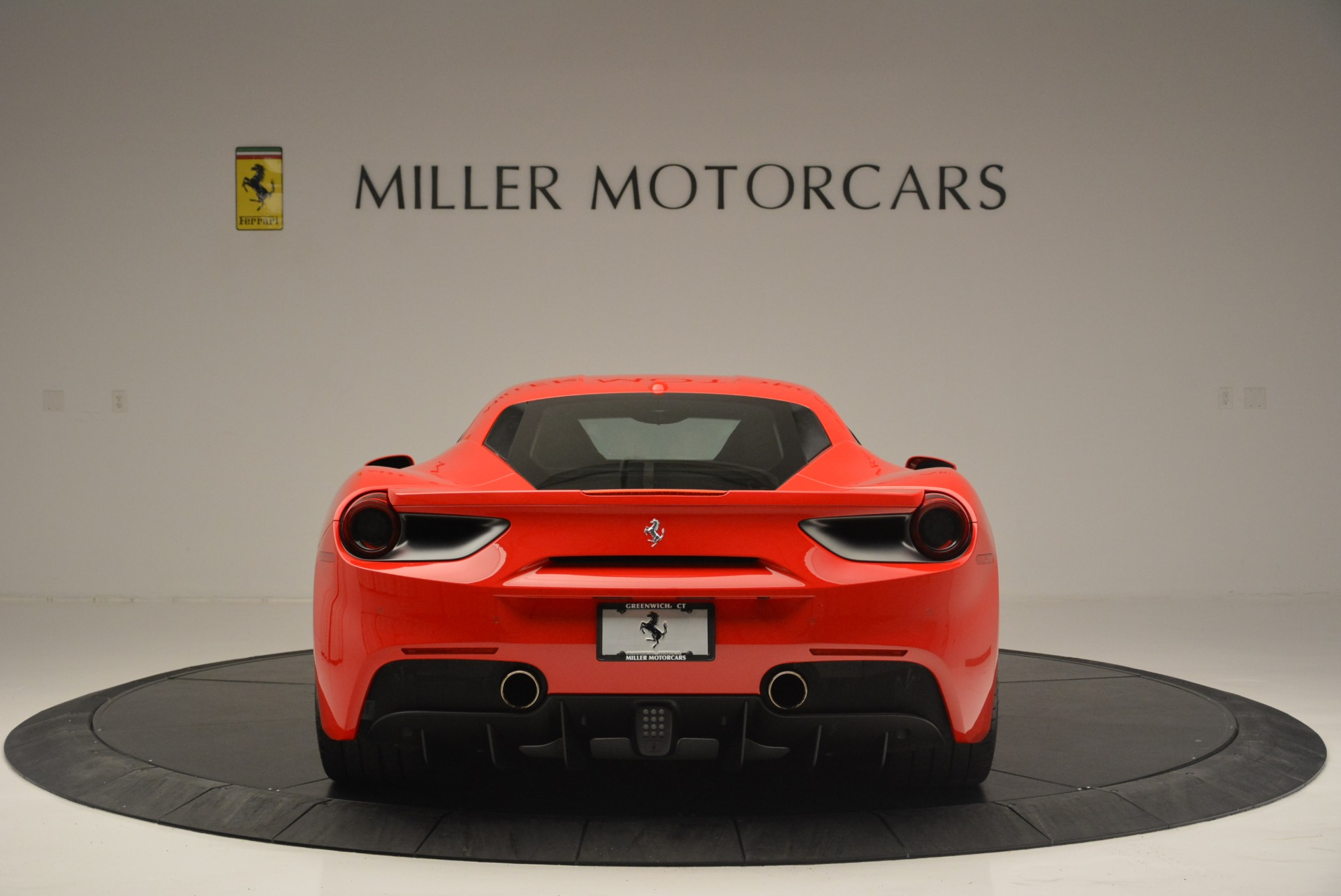 Used 2017 Ferrari 488 GTB  For Sale In Westport, CT 2365_p6