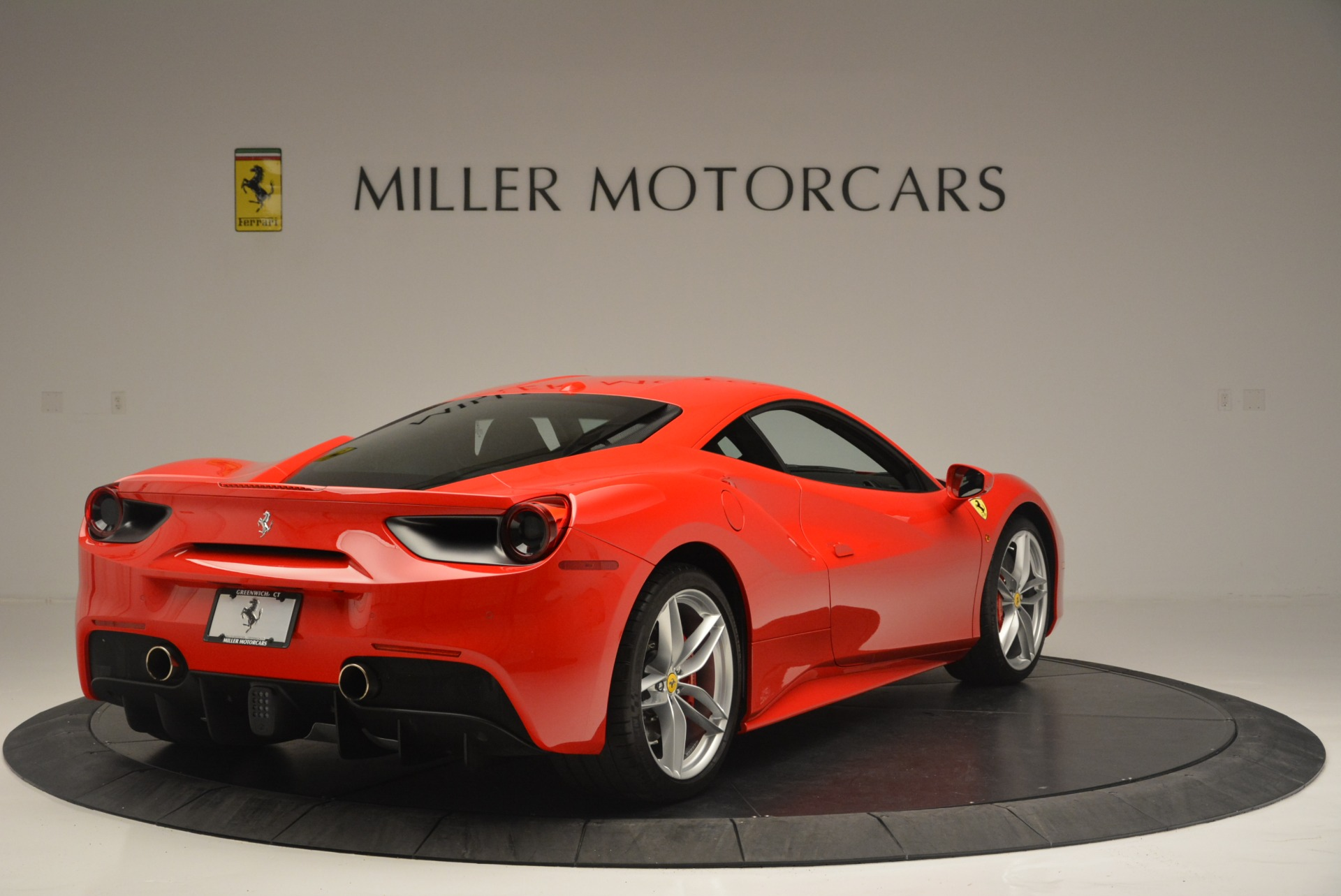 Used 2017 Ferrari 488 GTB  For Sale In Westport, CT 2365_p7