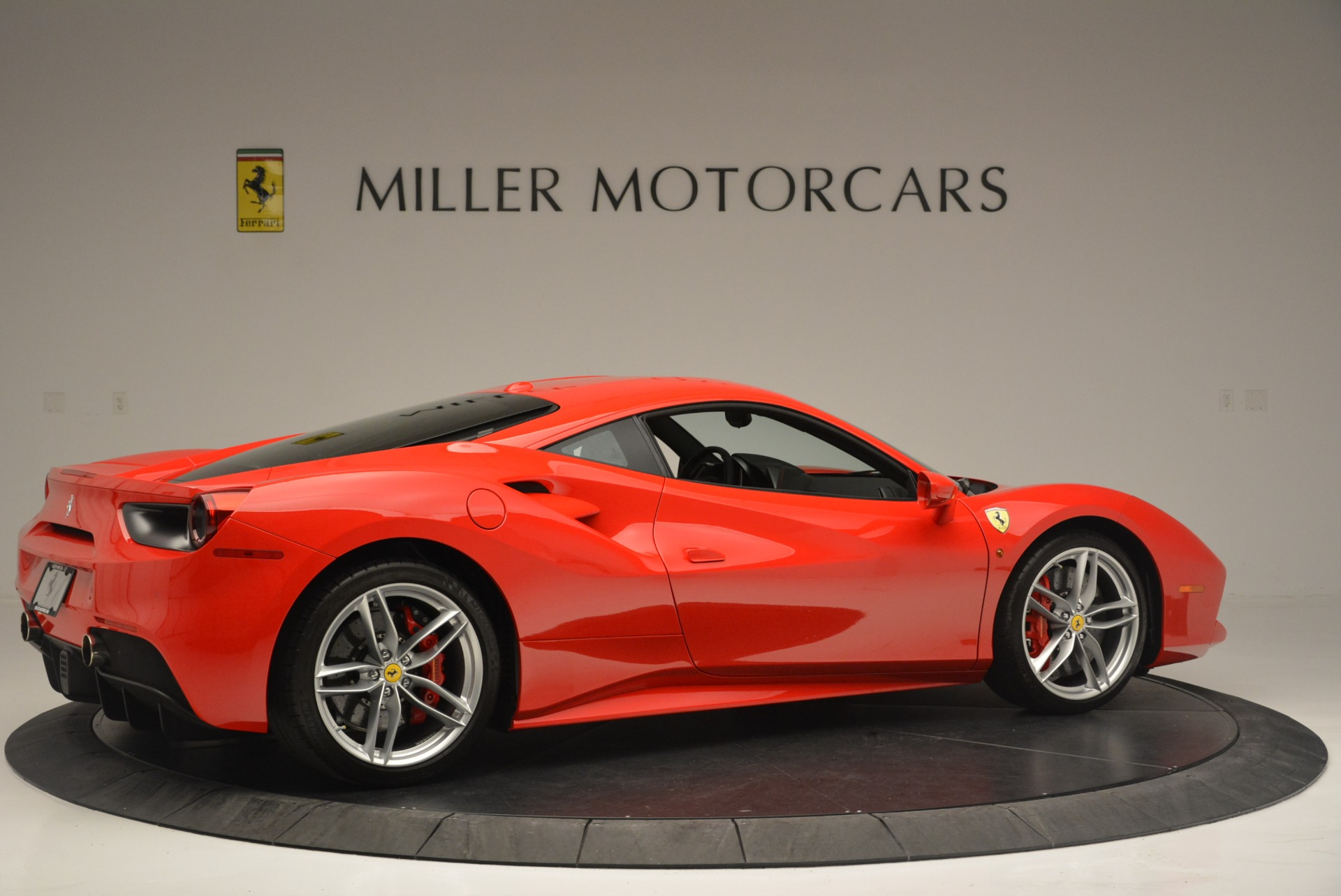 Used 2017 Ferrari 488 GTB  For Sale In Westport, CT 2365_p8