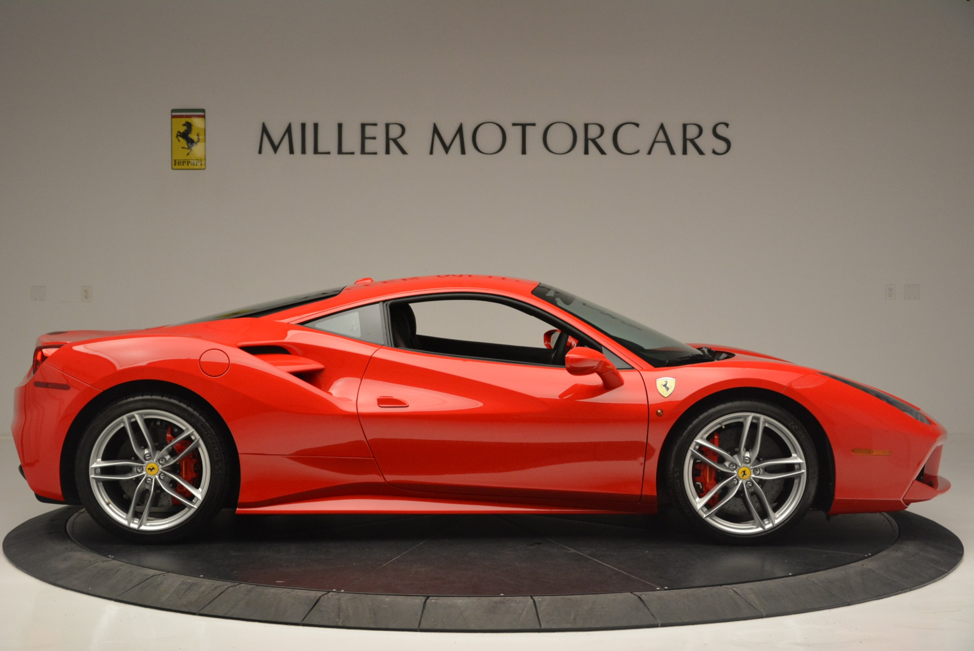 Used 2017 Ferrari 488 GTB  For Sale In Westport, CT 2365_p9