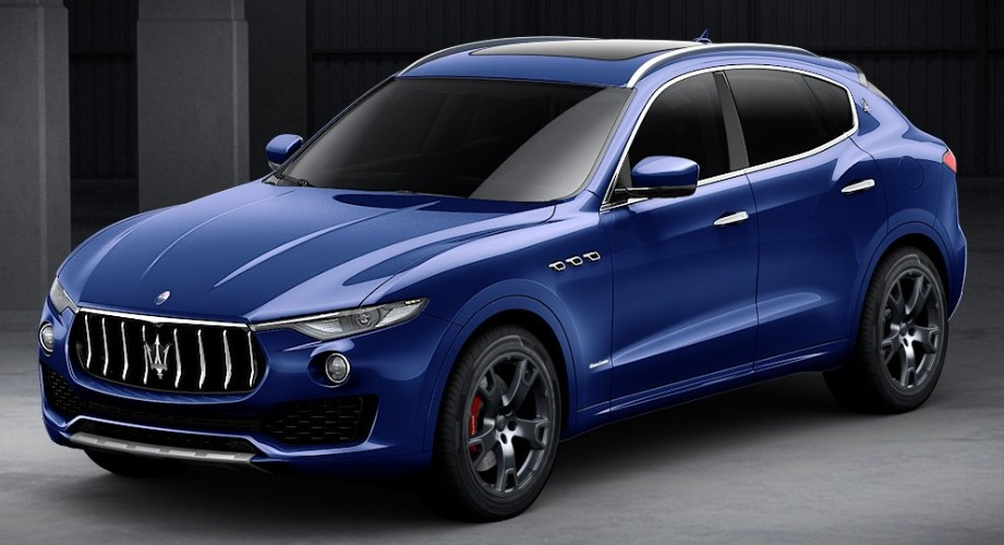New 2018 Maserati Levante S Q4 GranLusso For Sale In Westport, CT