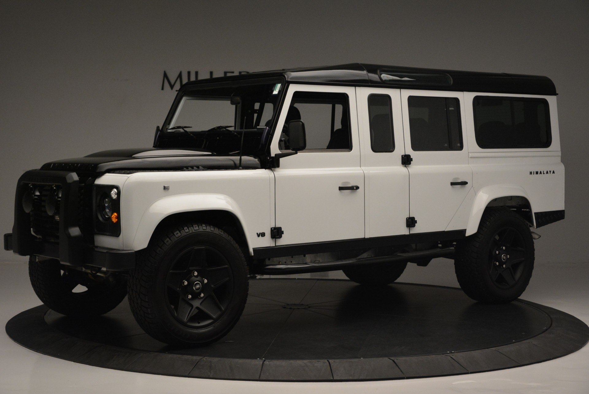 Used 1994 Land Rover Defender 130 Himalaya For Sale In Westport, CT 2374_p2