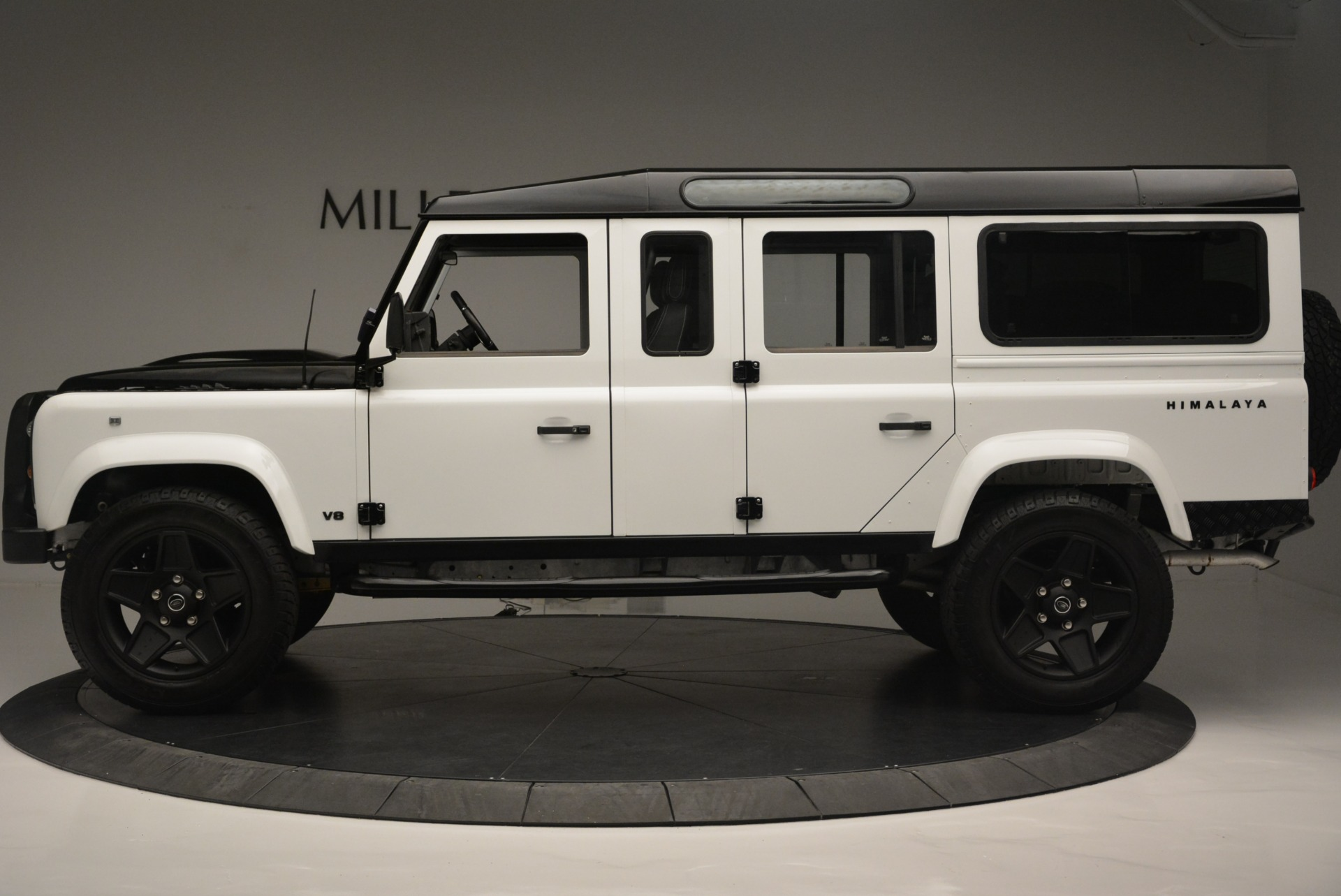 Used 1994 Land Rover Defender 130 Himalaya For Sale In Westport, CT 2374_p3