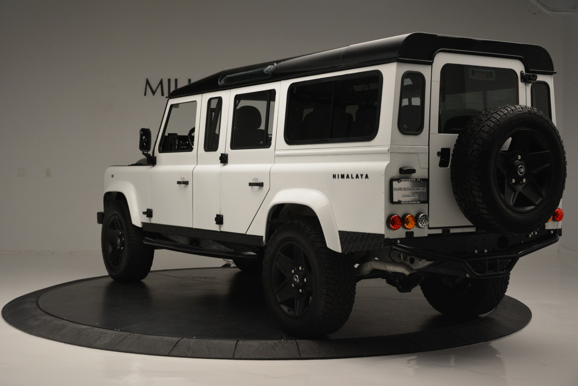 Used 1994 Land Rover Defender 130 Himalaya For Sale In Westport, CT 2374_p5