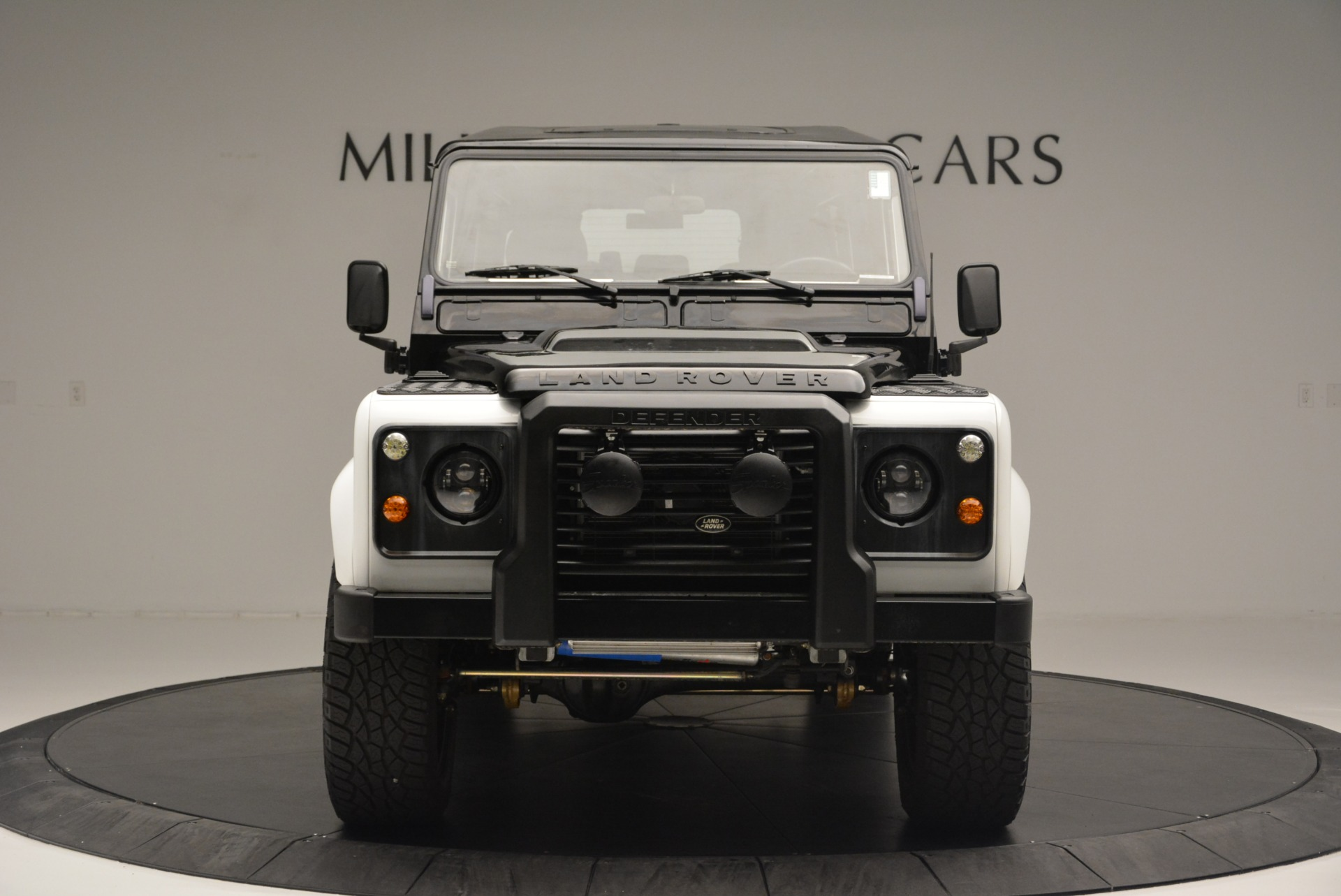 Used 1994 Land Rover Defender 130 Himalaya For Sale In Westport, CT 2374_p6