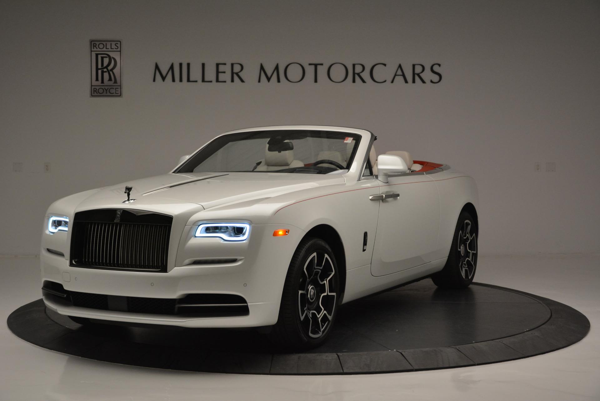 Used 2018 Rolls-Royce Dawn Black Badge For Sale In Westport, CT 2376_main