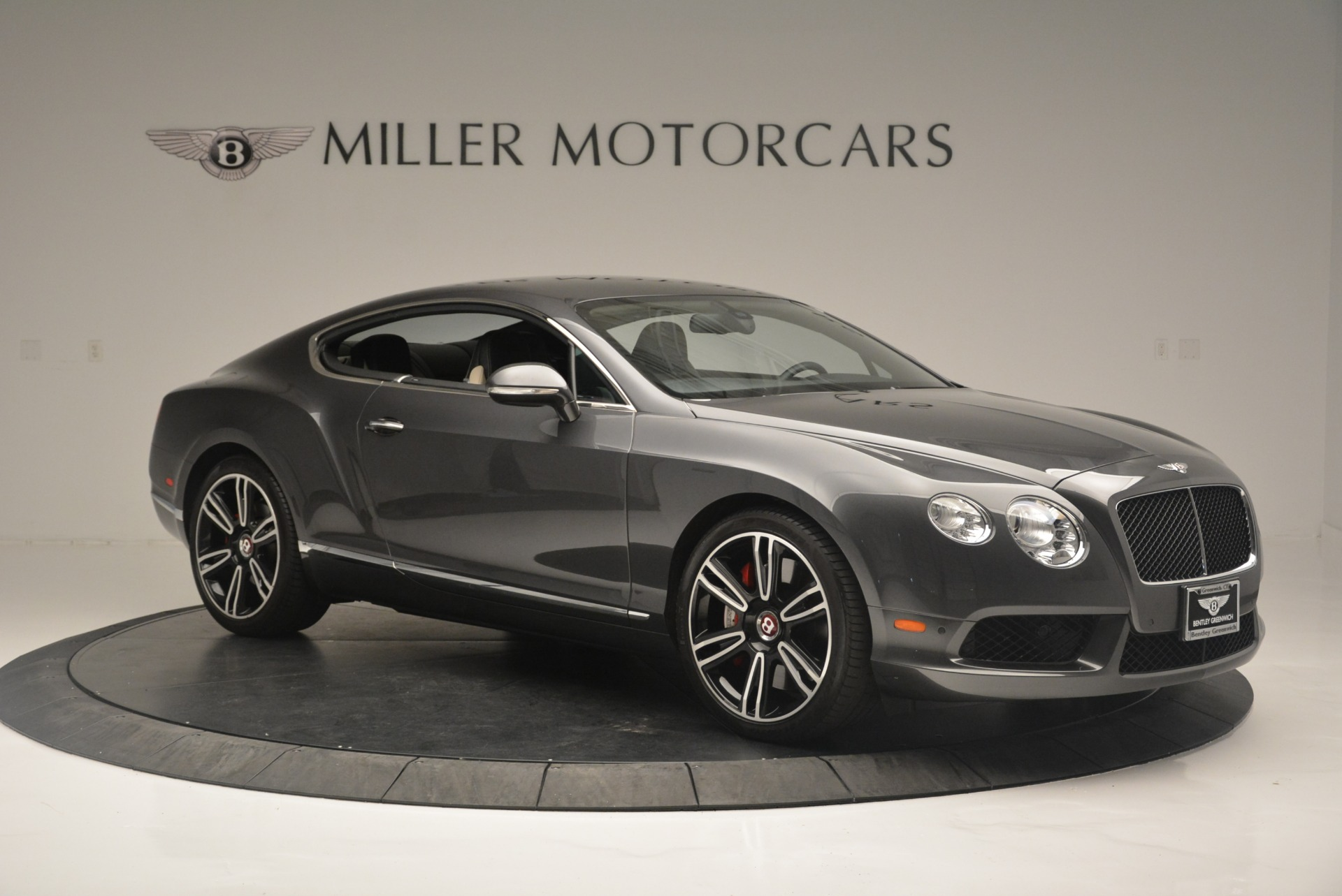 Used 2013 Bentley Continental GT V8 For Sale In Westport, CT 2377_p10