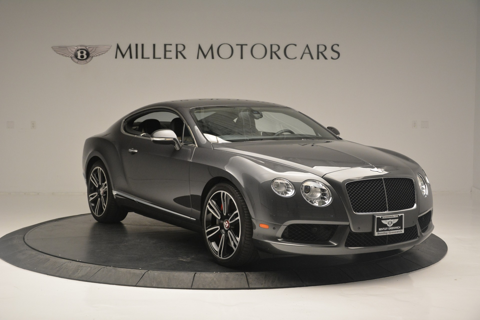 Used 2013 Bentley Continental GT V8 For Sale In Westport, CT 2377_p11