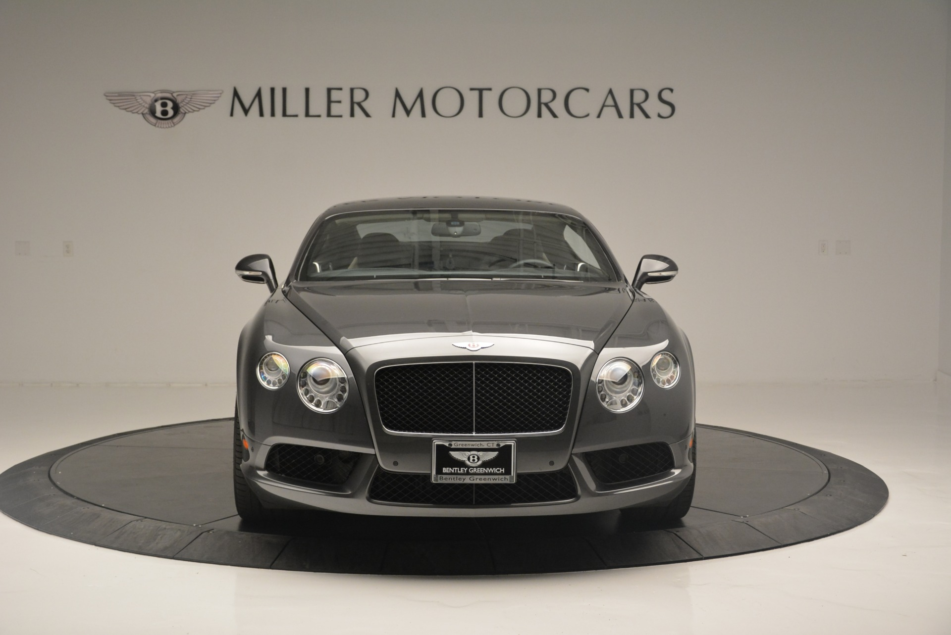 Used 2013 Bentley Continental GT V8 For Sale In Westport, CT 2377_p12