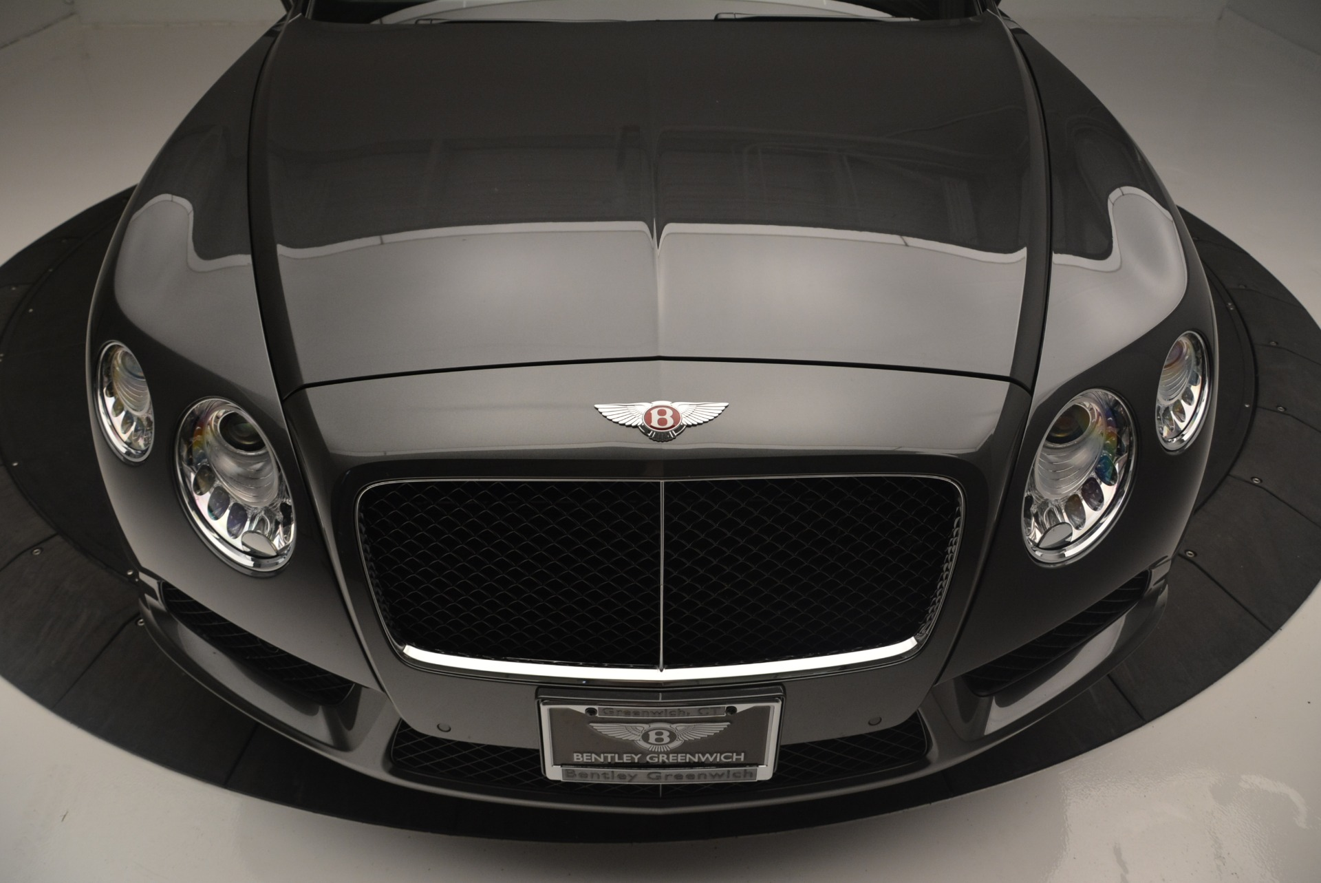 Used 2013 Bentley Continental GT V8 For Sale In Westport, CT 2377_p13