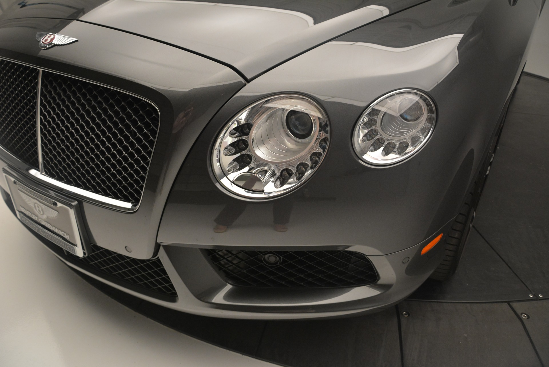Used 2013 Bentley Continental GT V8 For Sale In Westport, CT 2377_p15
