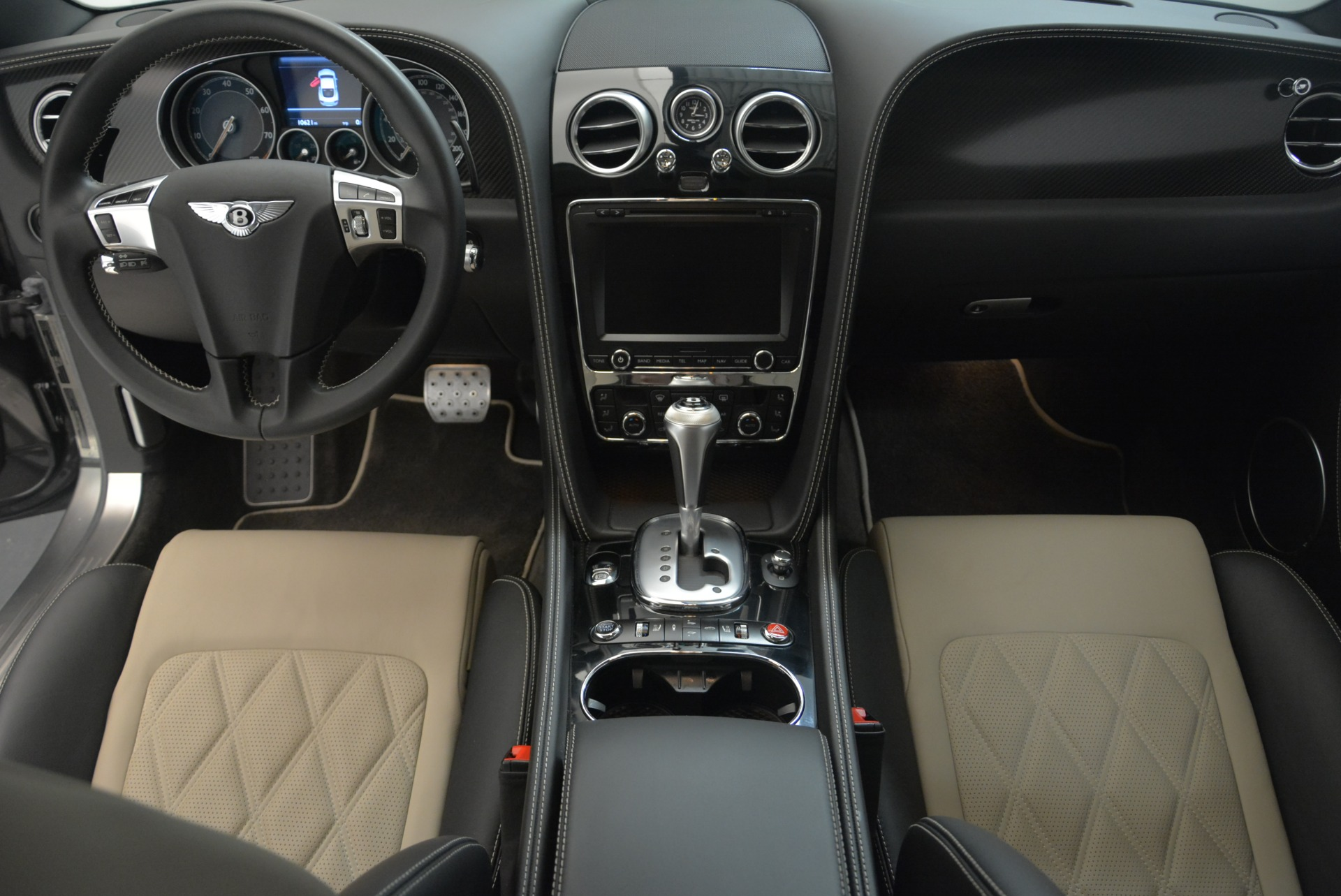 Used 2013 Bentley Continental GT V8 For Sale In Westport, CT 2377_p25