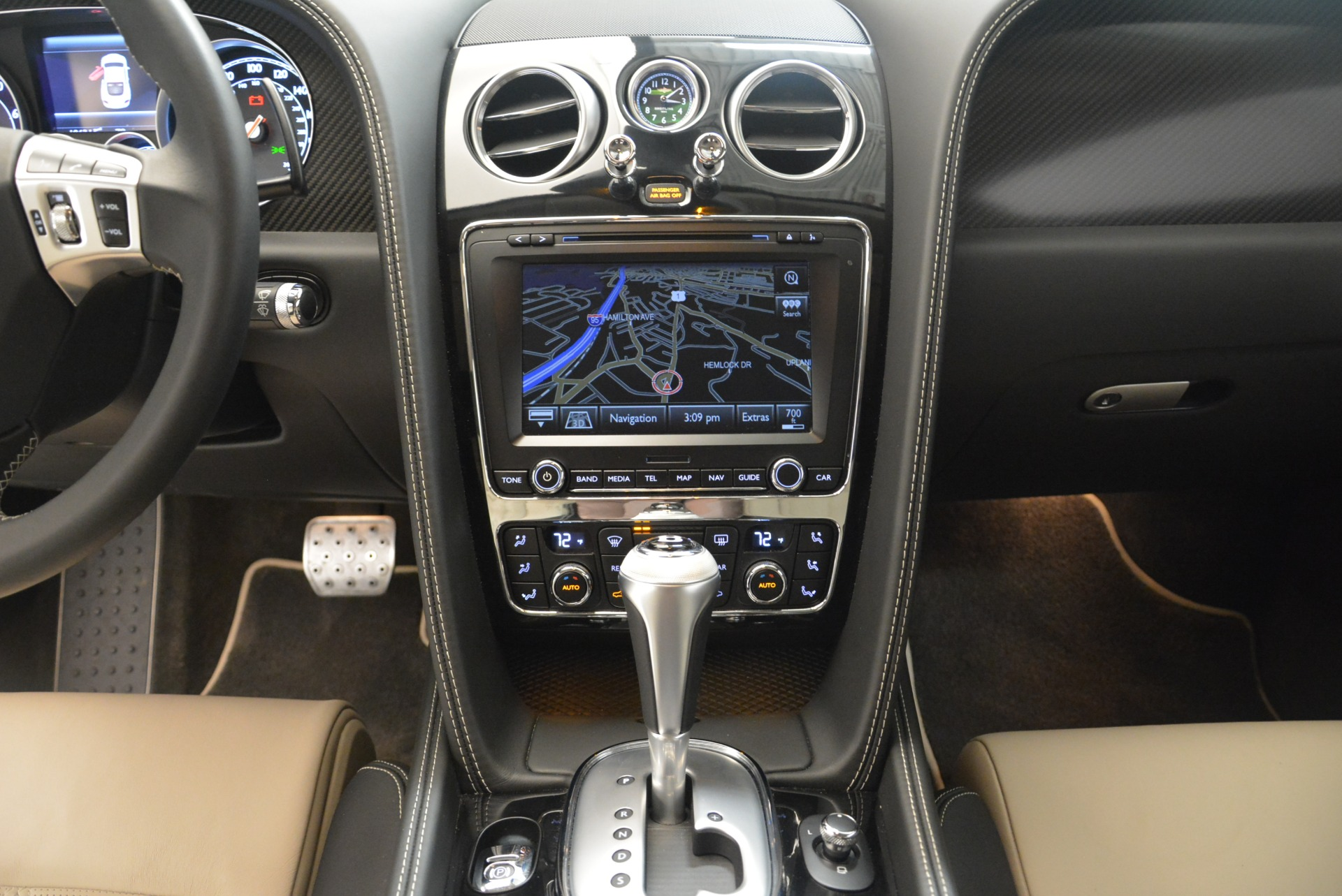 Used 2013 Bentley Continental GT V8 For Sale In Westport, CT 2377_p28