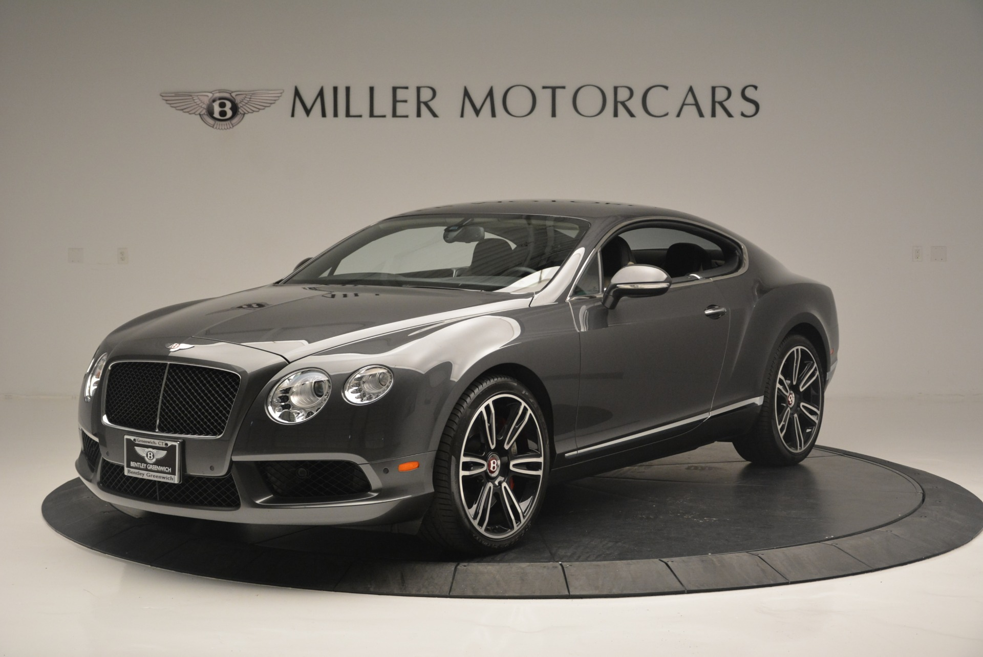 Used 2013 Bentley Continental GT V8 For Sale In Westport, CT 2377_p2