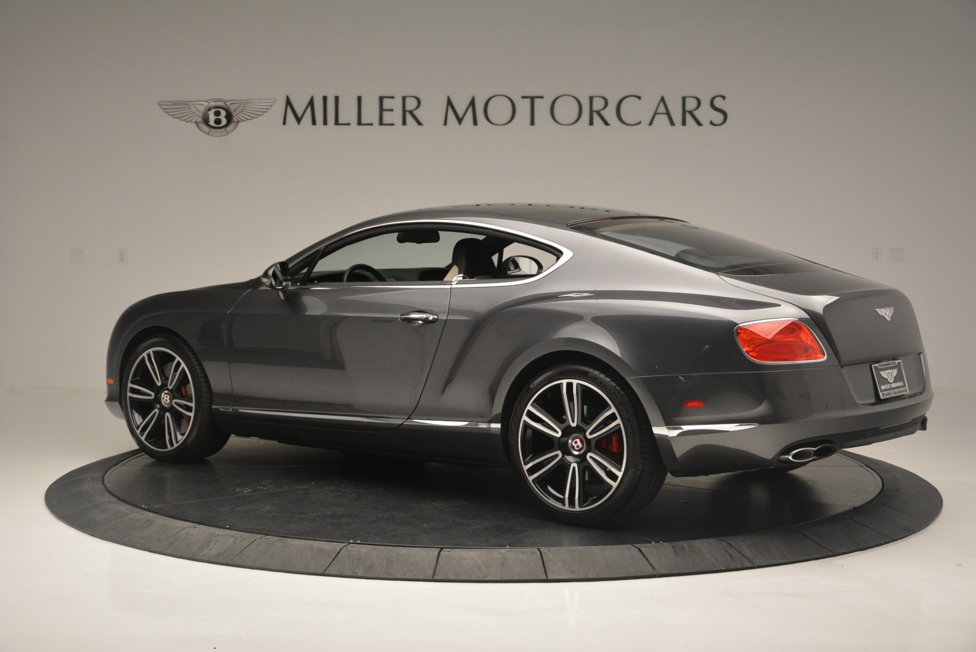 Used 2013 Bentley Continental GT V8 For Sale In Westport, CT 2377_p4