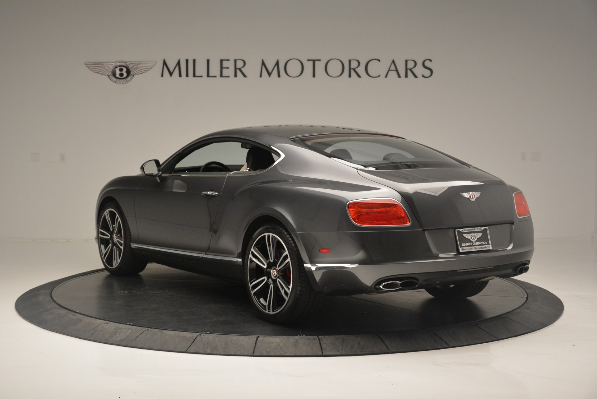 Used 2013 Bentley Continental GT V8 For Sale In Westport, CT 2377_p5