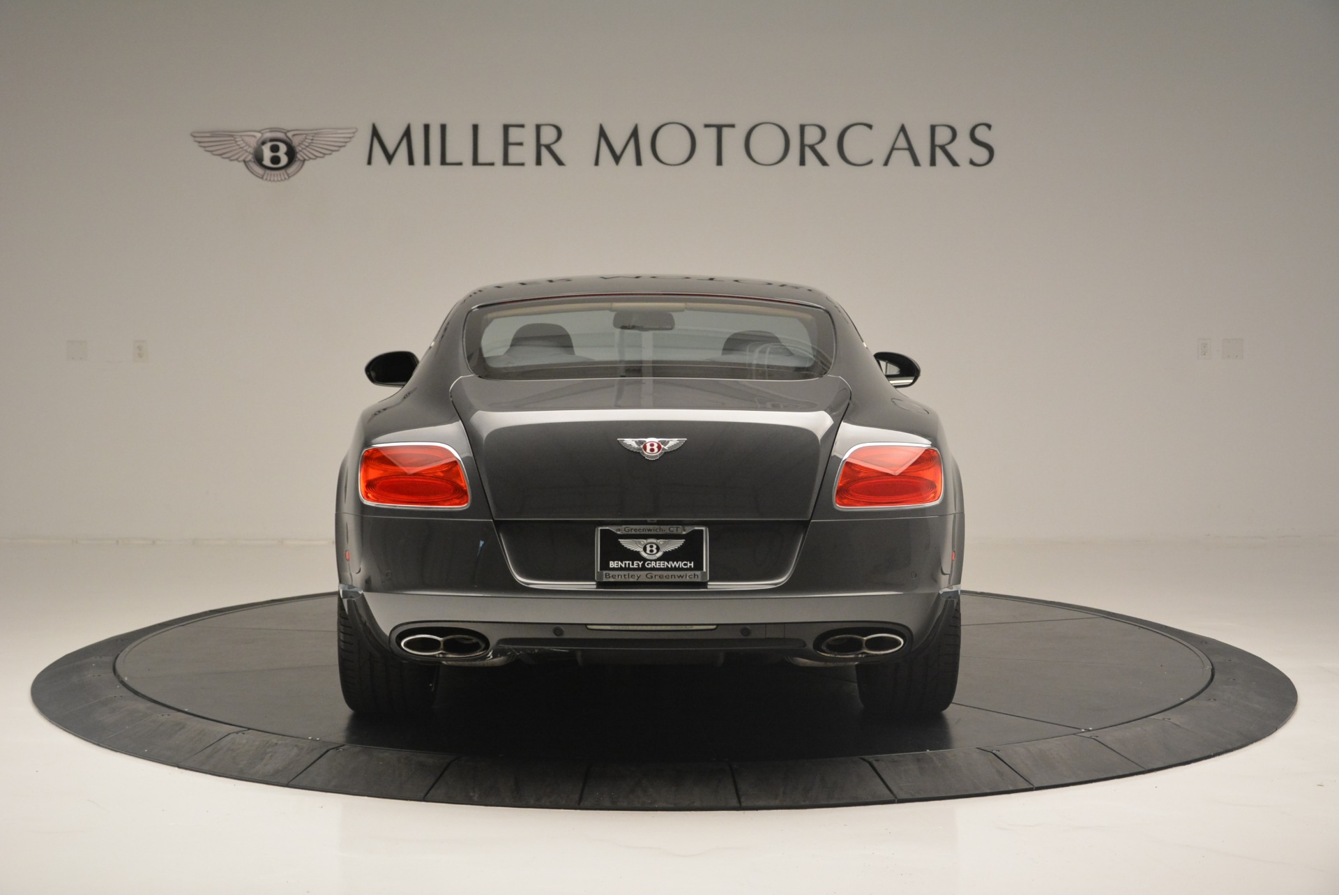 Used 2013 Bentley Continental GT V8 For Sale In Westport, CT 2377_p6