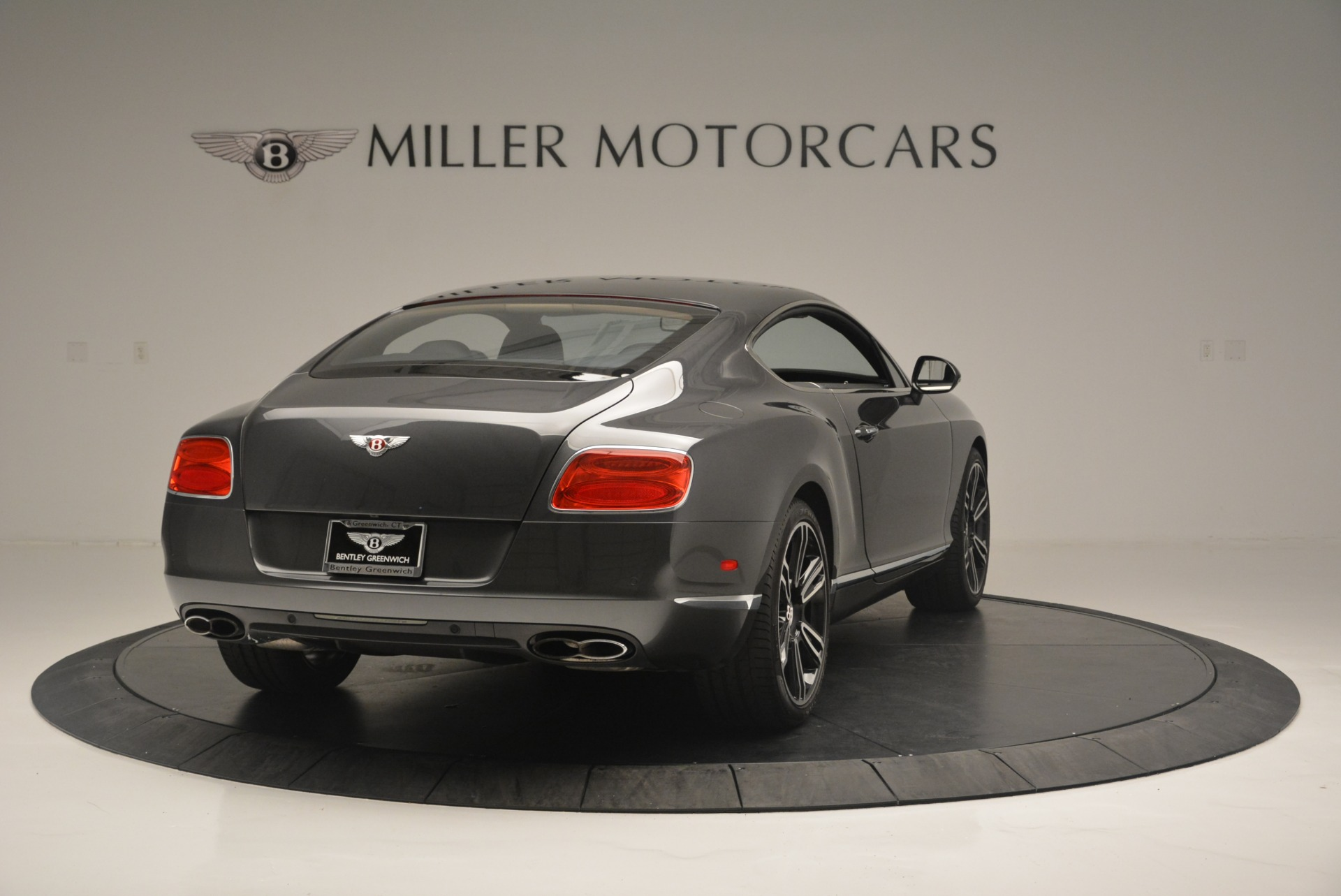 Used 2013 Bentley Continental GT V8 For Sale In Westport, CT 2377_p7