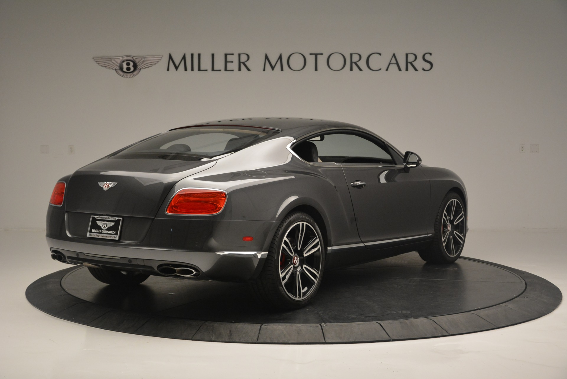 Used 2013 Bentley Continental GT V8 For Sale In Westport, CT 2377_p8