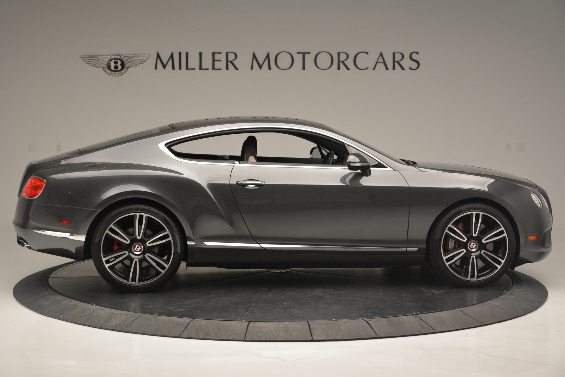 Used 2013 Bentley Continental GT V8 For Sale In Westport, CT 2377_p9