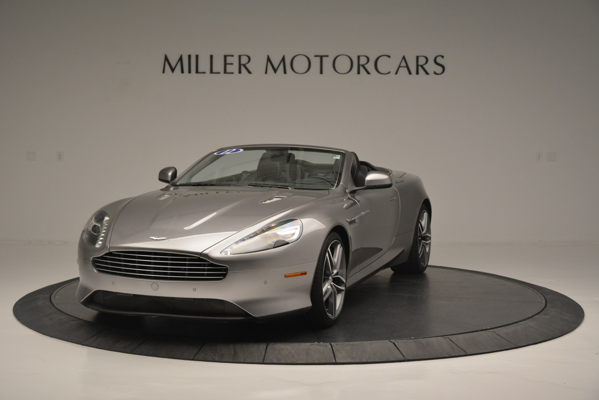 Used 2012 Aston Martin Virage Volante For Sale In Westport, CT 2378_main