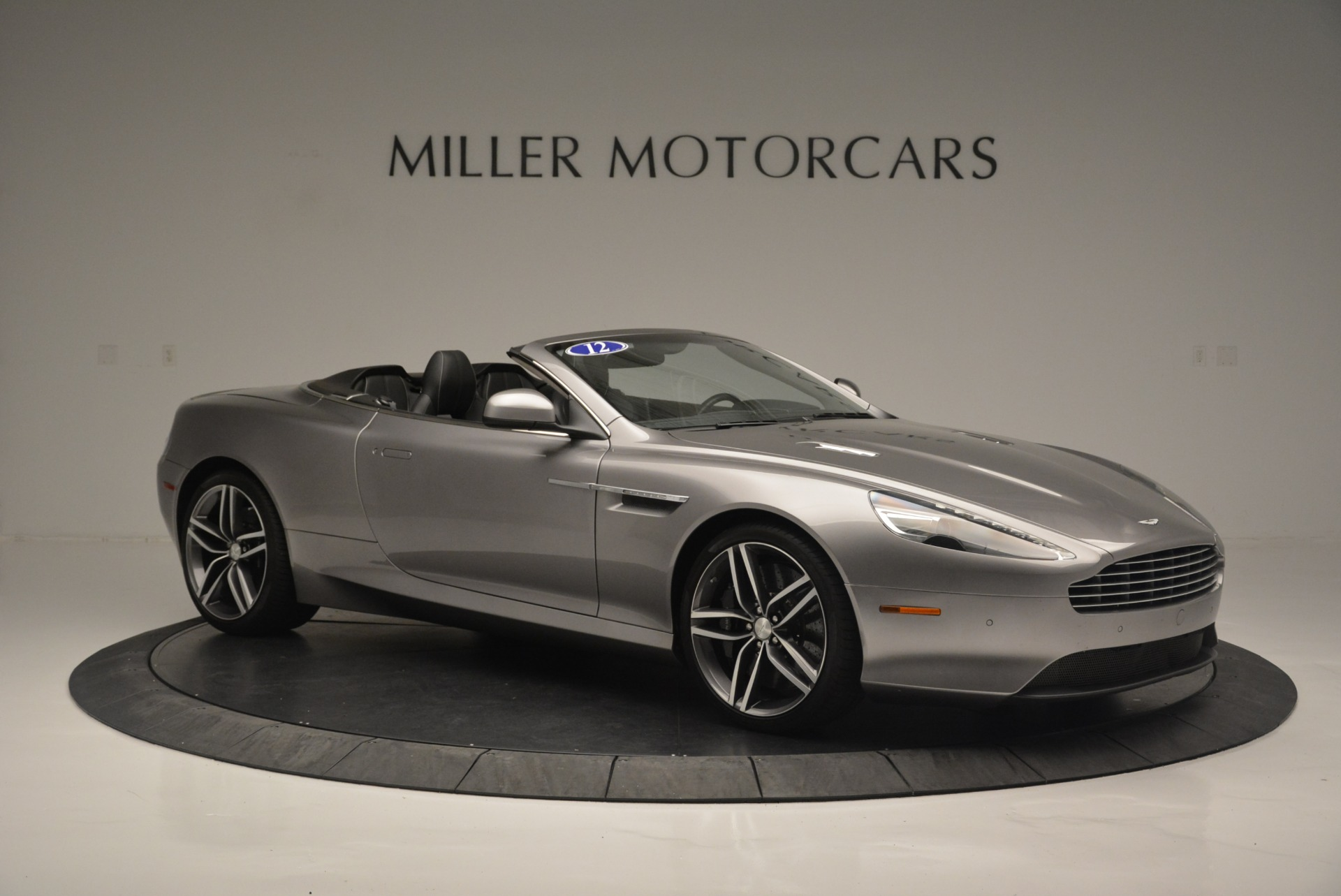 Used 2012 Aston Martin Virage Volante For Sale In Westport, CT 2378_p10