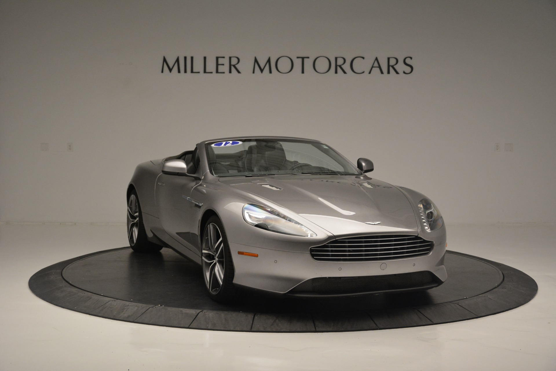 Used 2012 Aston Martin Virage Volante For Sale In Westport, CT 2378_p11