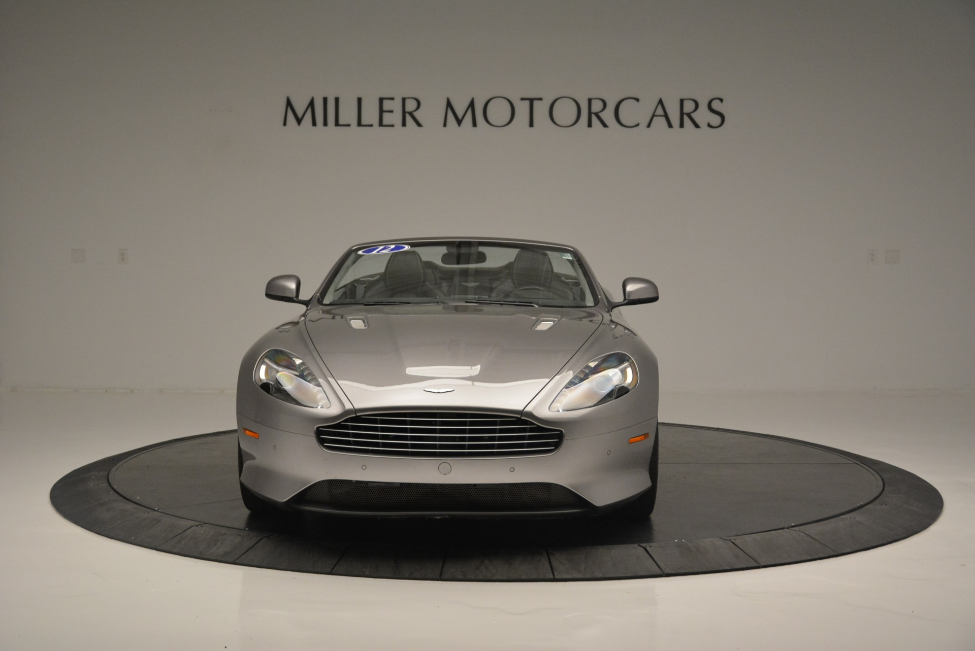 Used 2012 Aston Martin Virage Volante For Sale In Westport, CT 2378_p12