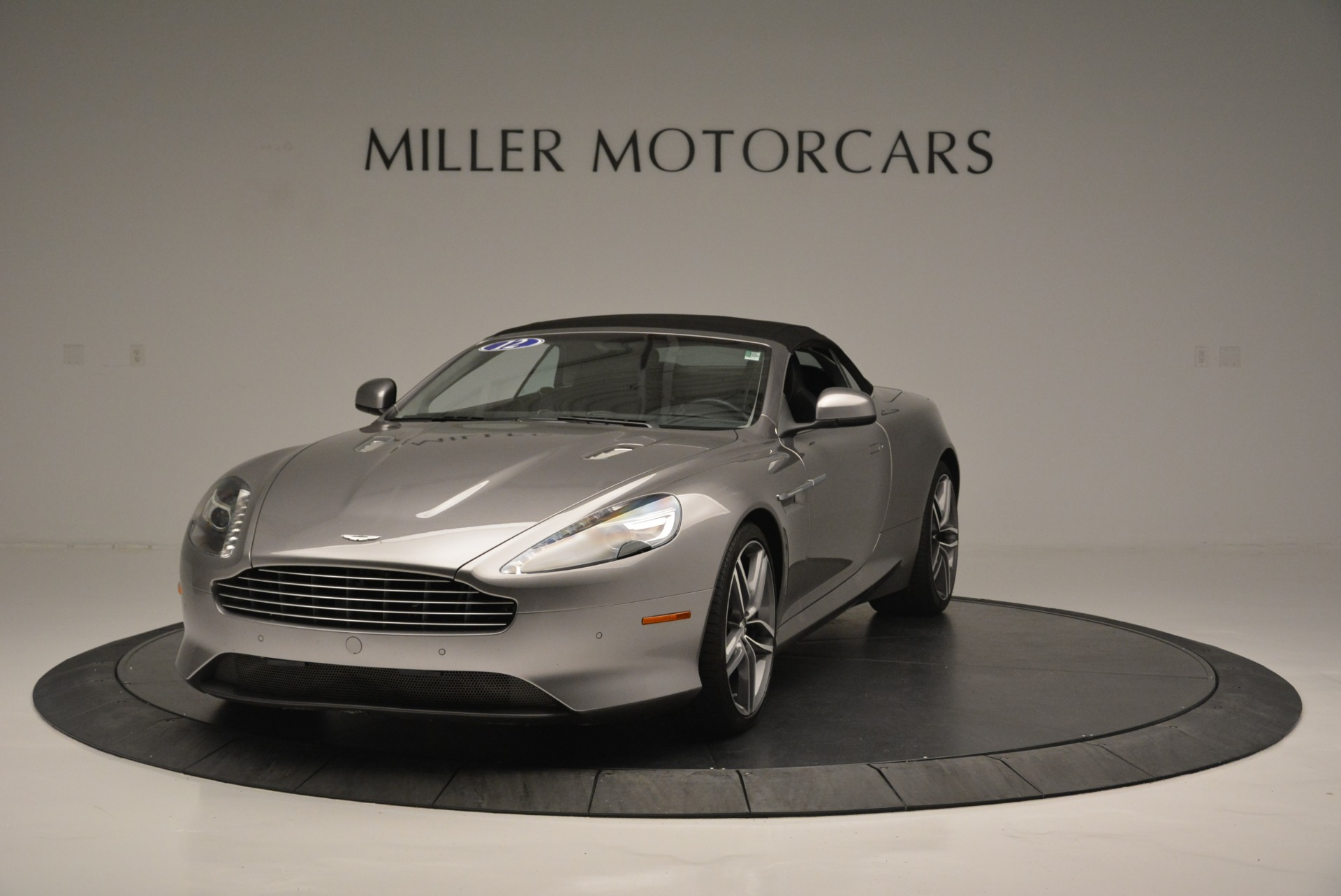 Used 2012 Aston Martin Virage Volante For Sale In Westport, CT 2378_p13