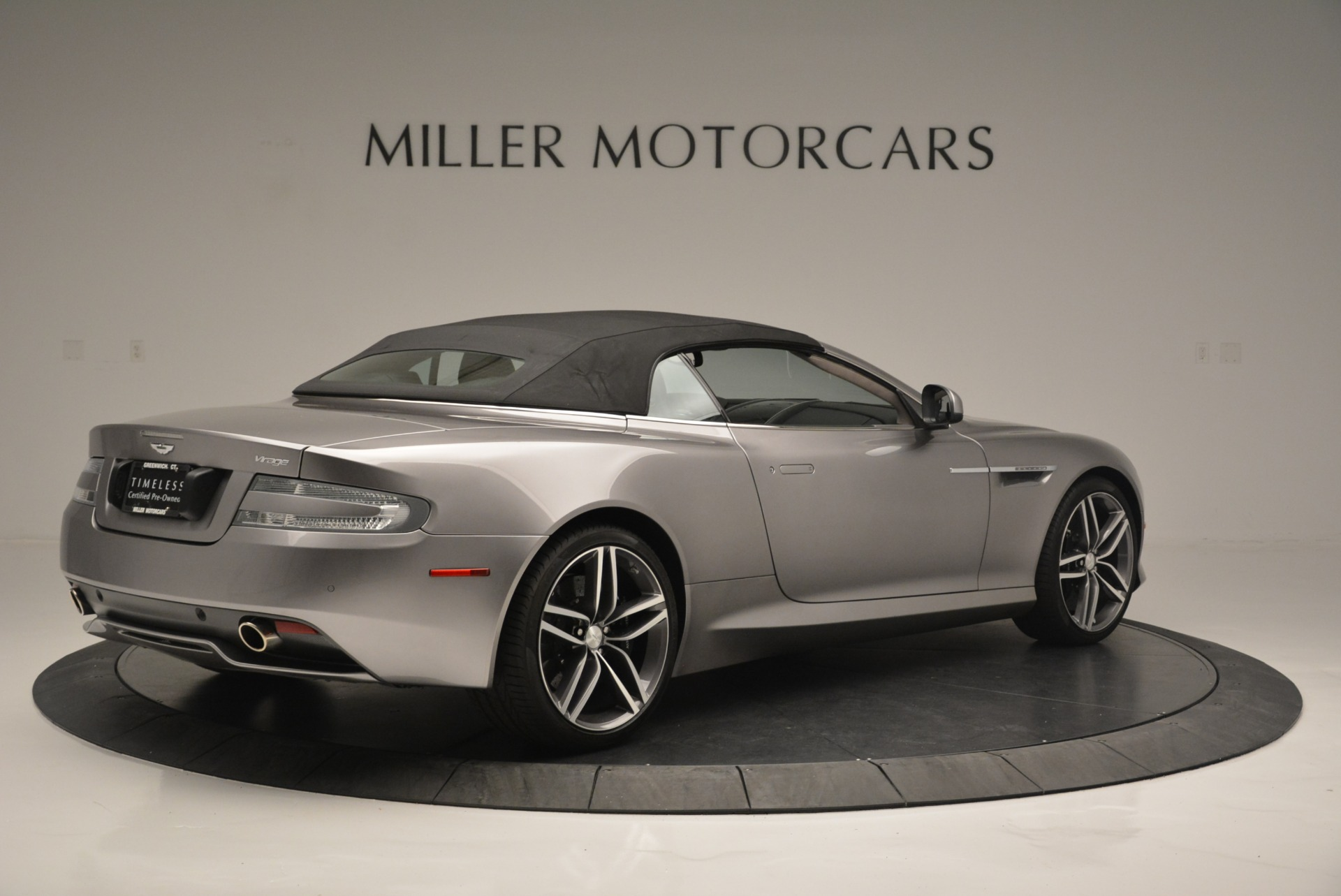 Used 2012 Aston Martin Virage Volante For Sale In Westport, CT 2378_p20