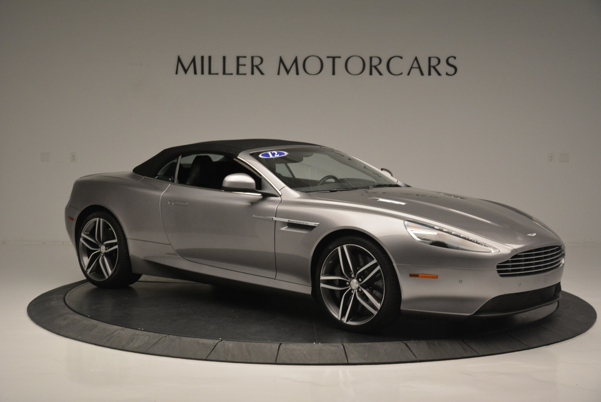 Used 2012 Aston Martin Virage Volante For Sale In Westport, CT 2378_p22