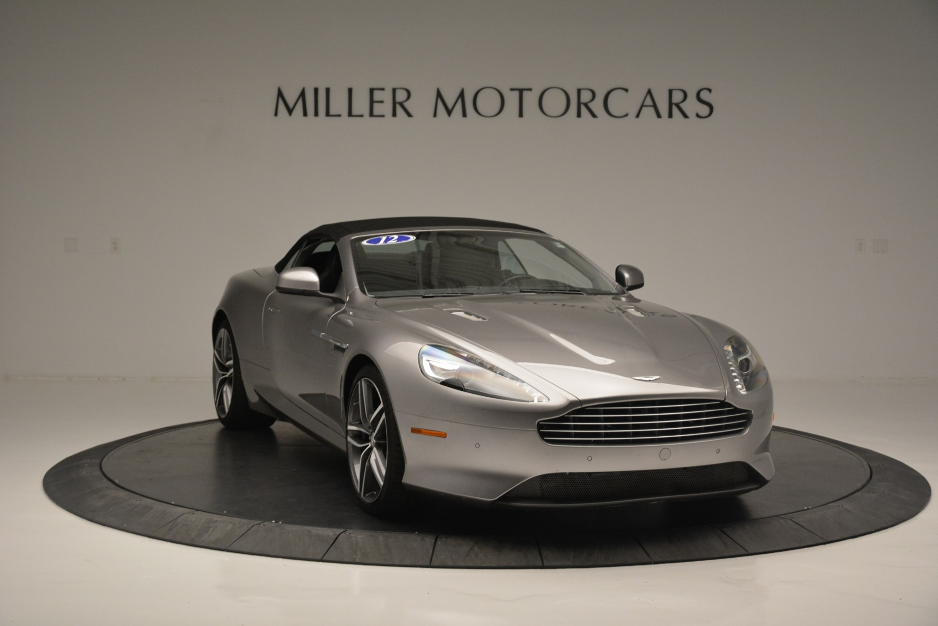 Used 2012 Aston Martin Virage Volante For Sale In Westport, CT 2378_p23
