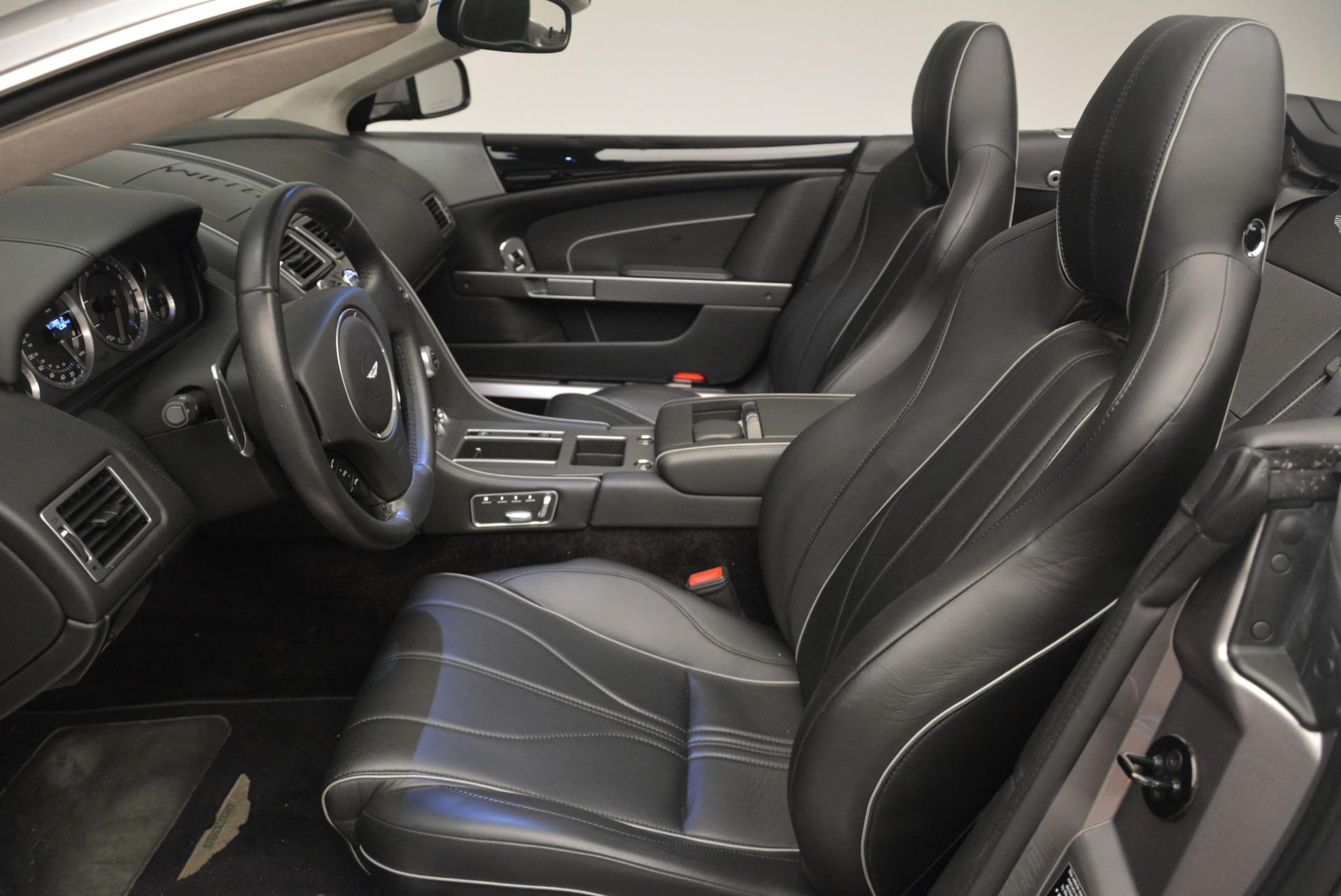 Used 2012 Aston Martin Virage Volante For Sale In Westport, CT 2378_p25