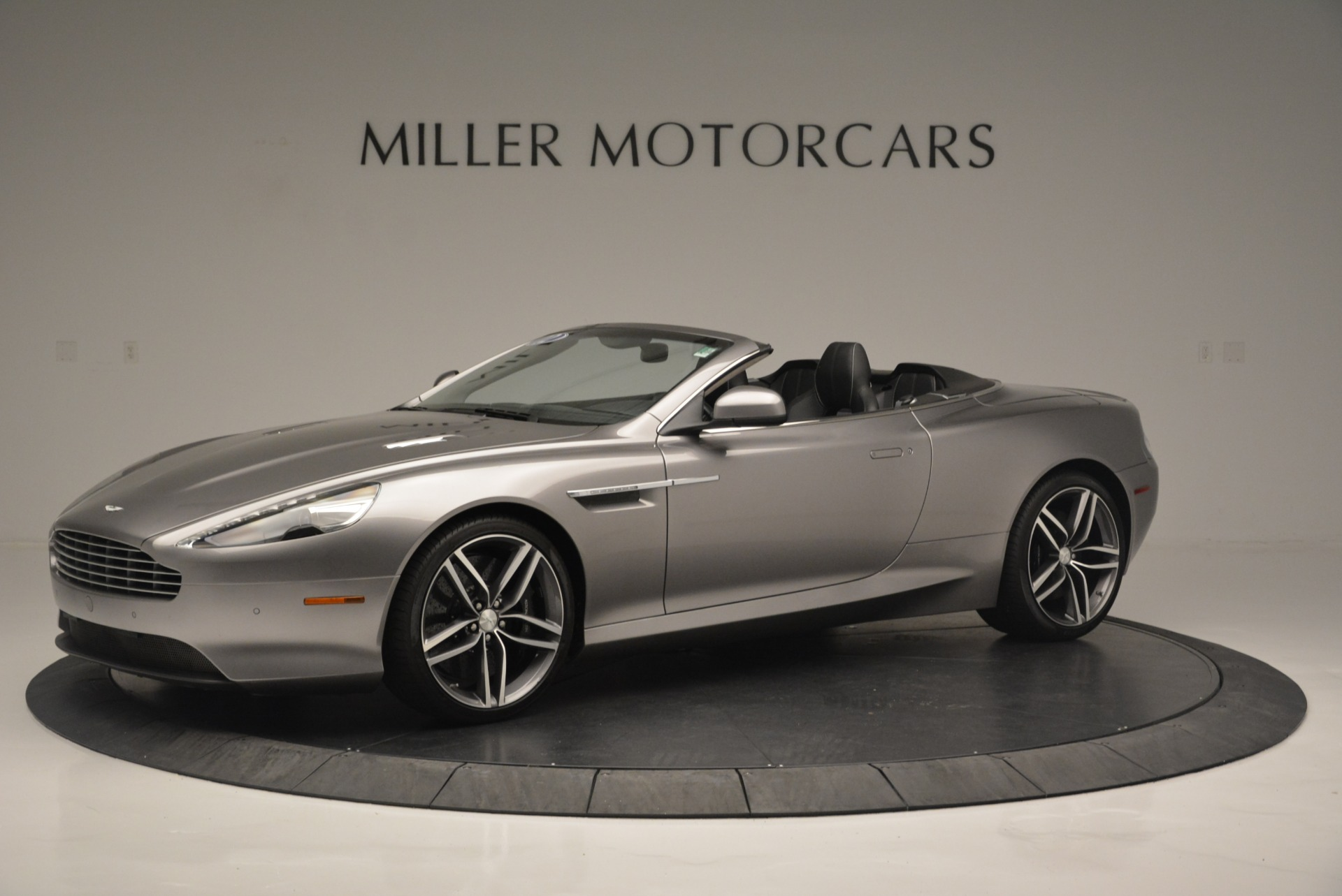 Used 2012 Aston Martin Virage Volante For Sale In Westport, CT 2378_p2