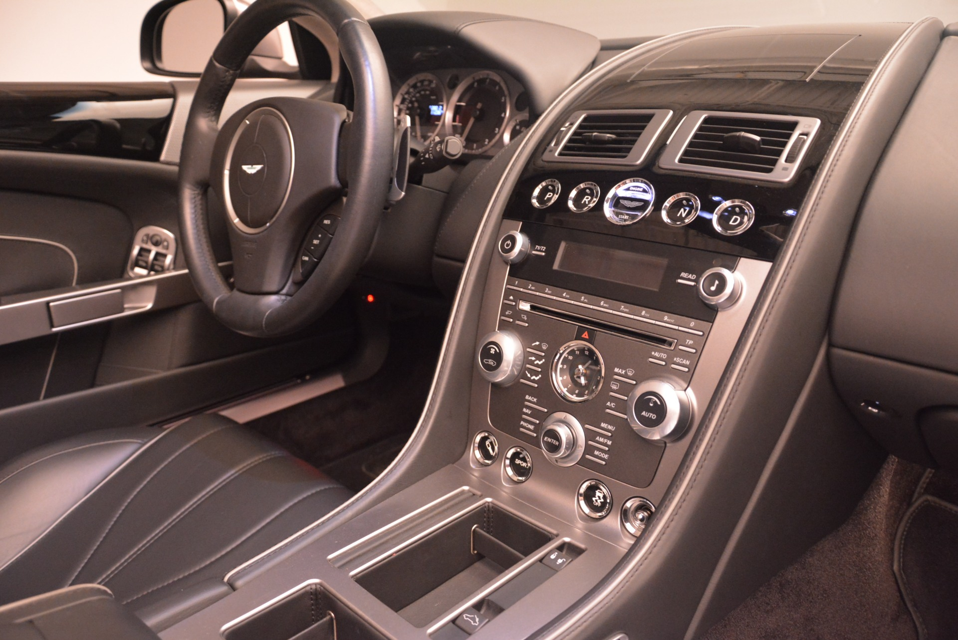Used 2012 Aston Martin Virage Volante For Sale In Westport, CT 2378_p30