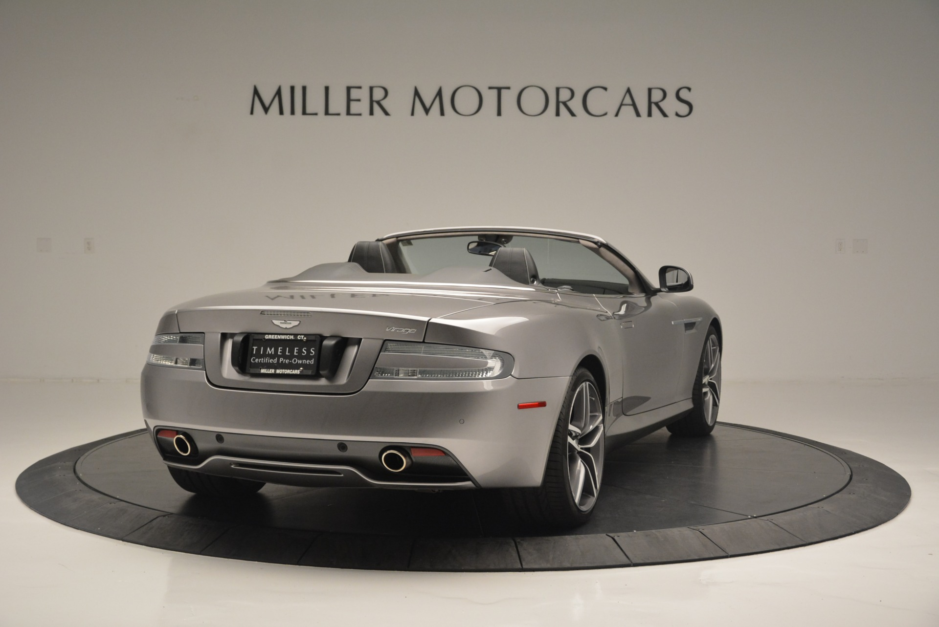 Used 2012 Aston Martin Virage Volante For Sale In Westport, CT 2378_p7