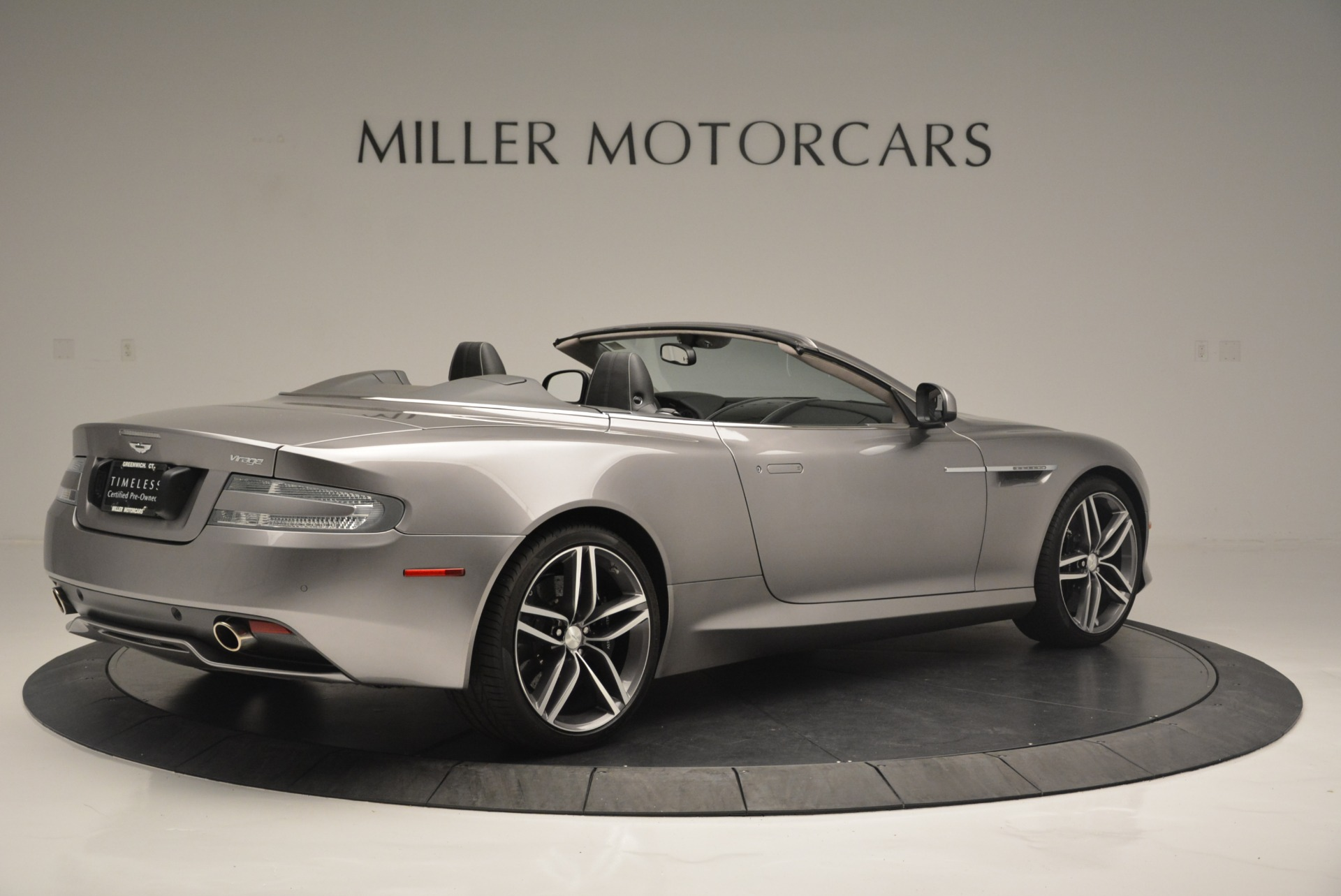 Used 2012 Aston Martin Virage Volante For Sale In Westport, CT 2378_p8