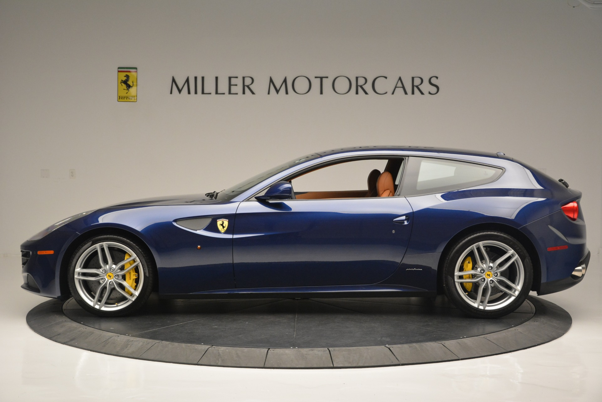 Used 2015 Ferrari FF  For Sale In Westport, CT 2379_p3