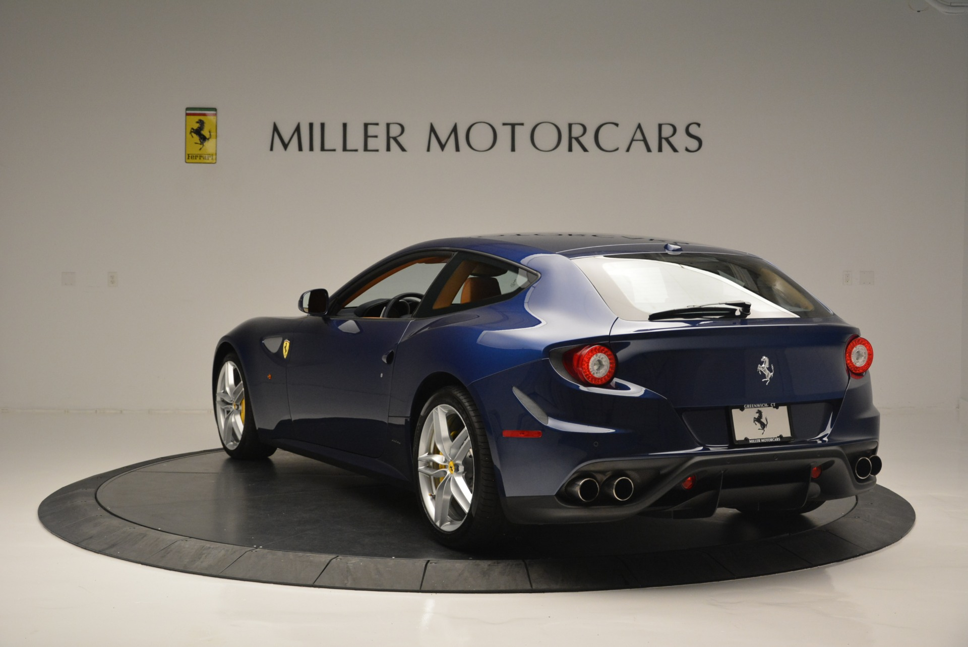 Used 2015 Ferrari FF  For Sale In Westport, CT 2379_p5