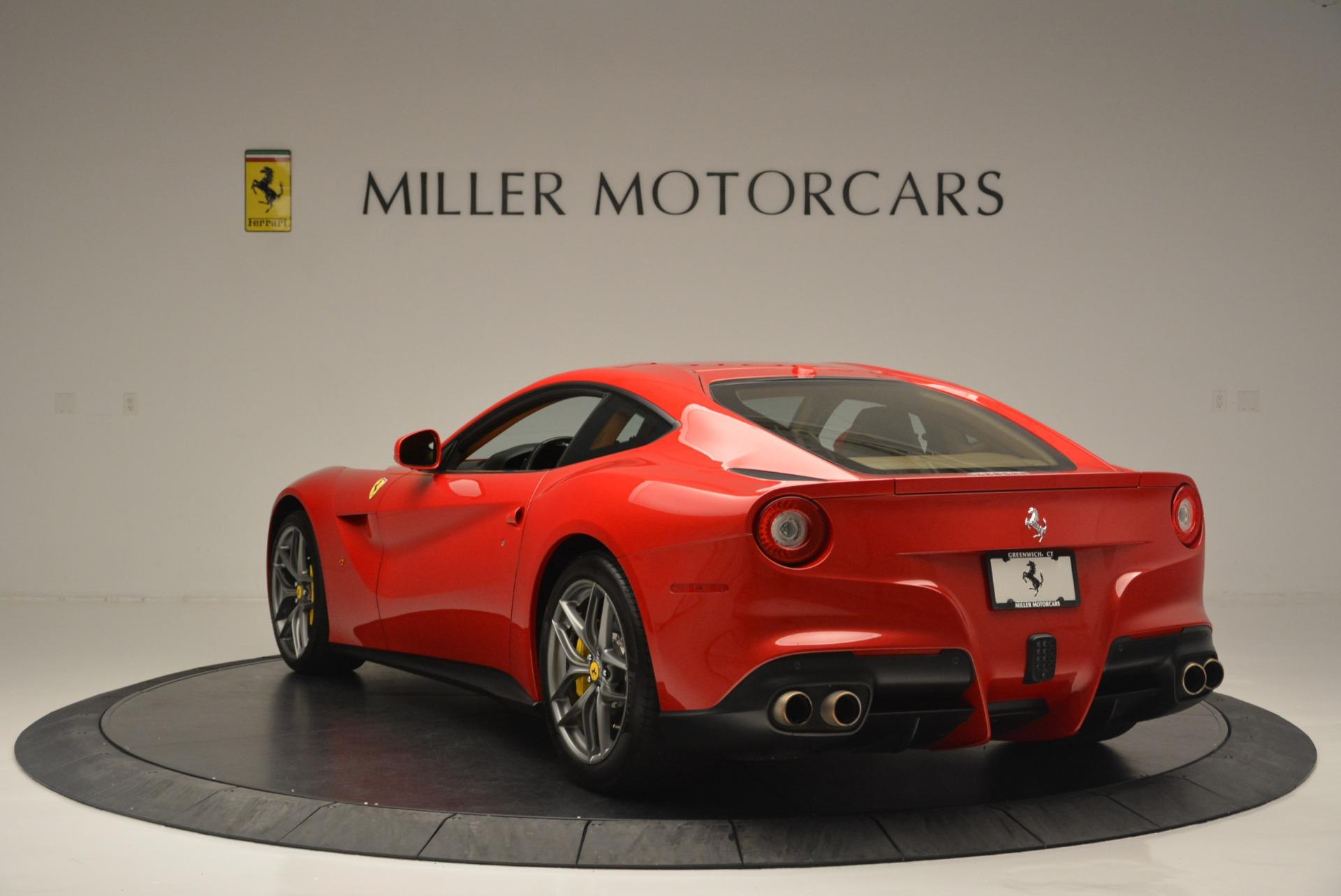 Used 2014 Ferrari F12 Berlinetta  For Sale In Westport, CT 2380_p5
