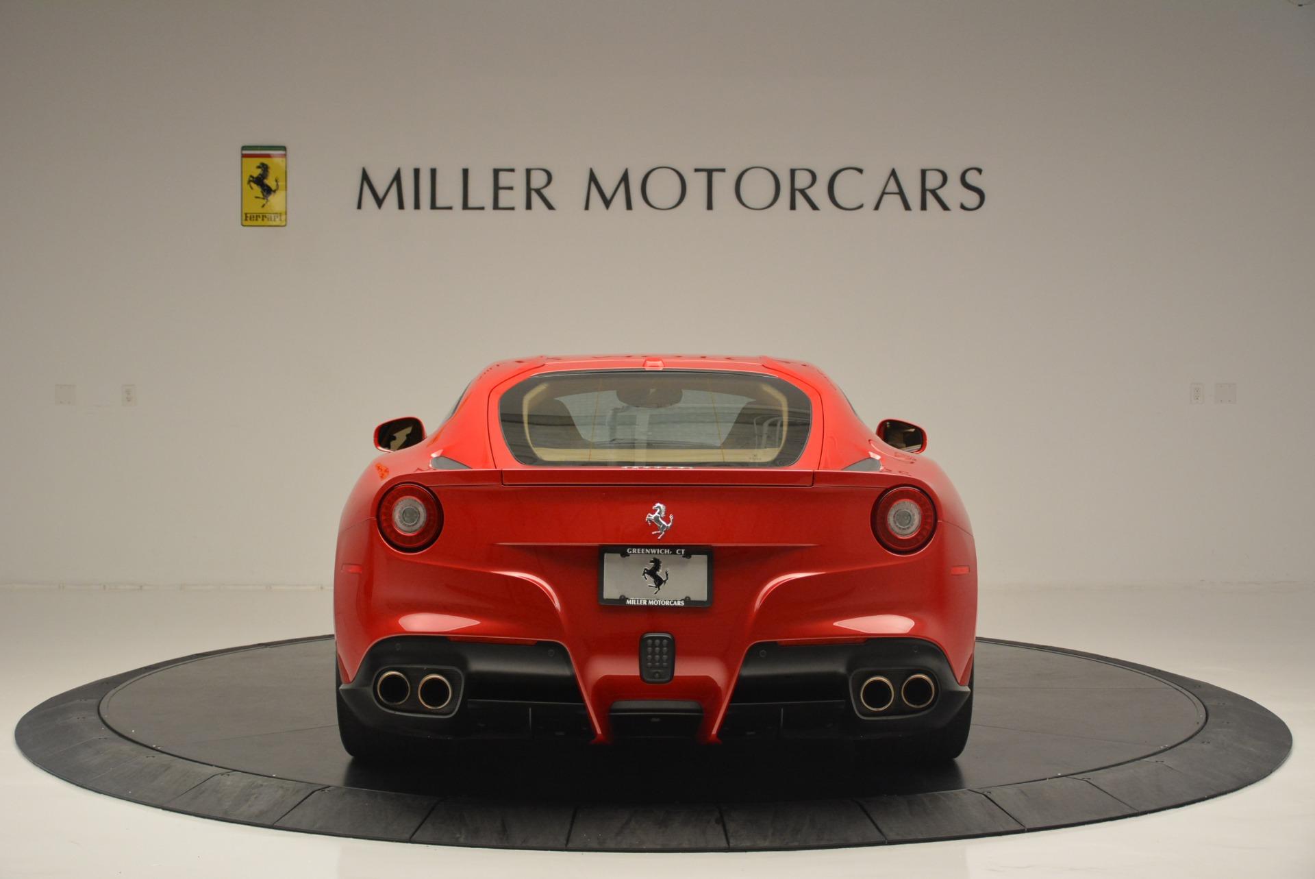 Used 2014 Ferrari F12 Berlinetta  For Sale In Westport, CT 2380_p6