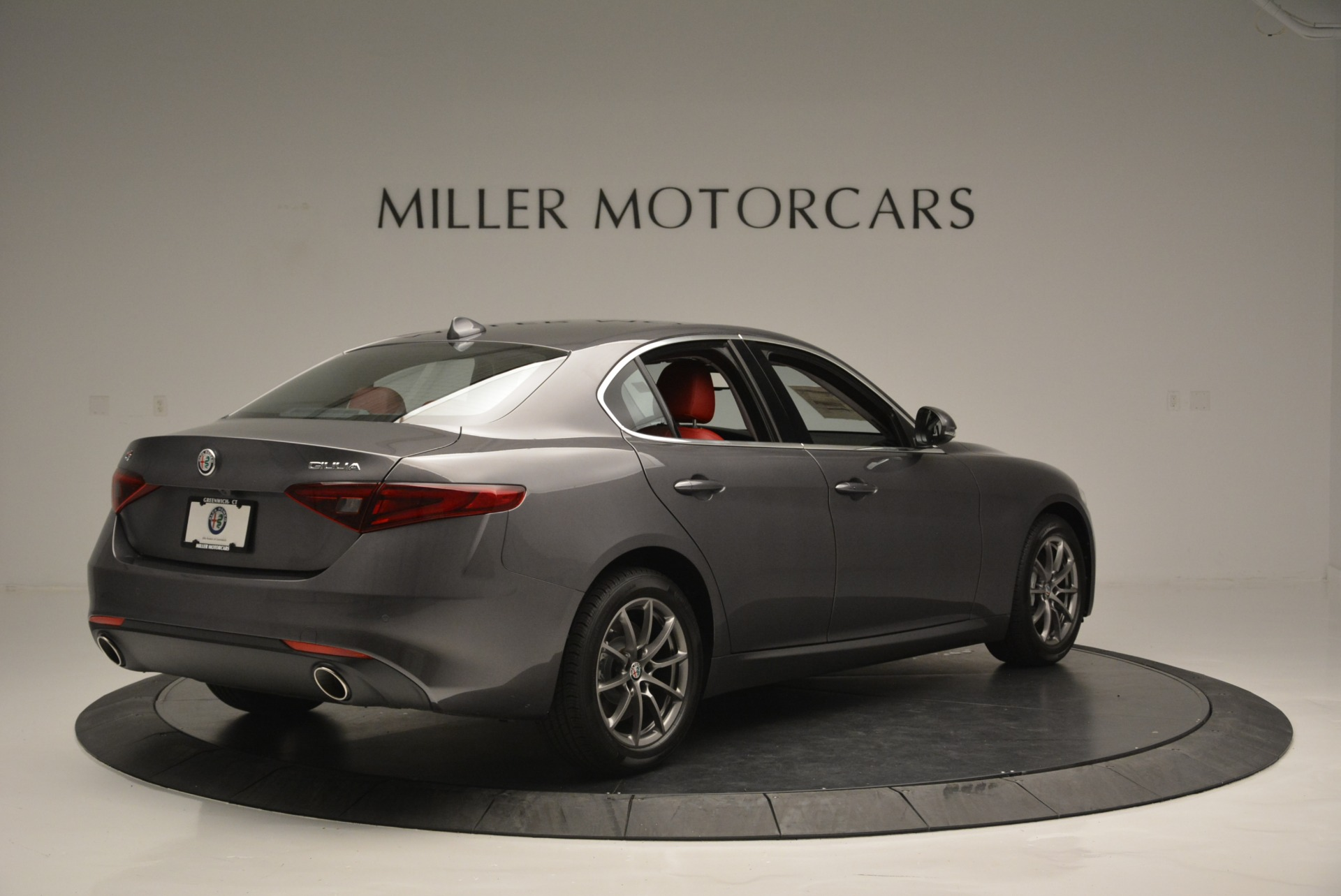 New 2018 Alfa Romeo Giulia Q4 For Sale In Westport, CT 2383_p10