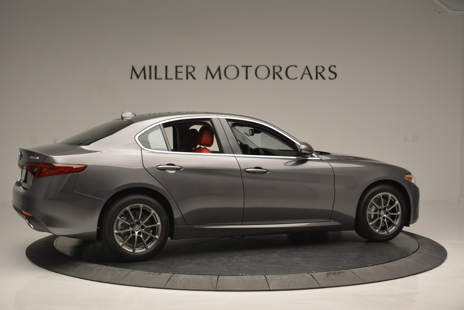 New 2018 Alfa Romeo Giulia Q4 For Sale In Westport, CT 2383_p12