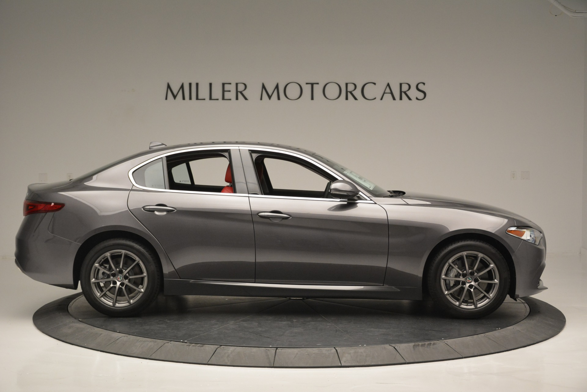 New 2018 Alfa Romeo Giulia Q4 For Sale In Westport, CT 2383_p13
