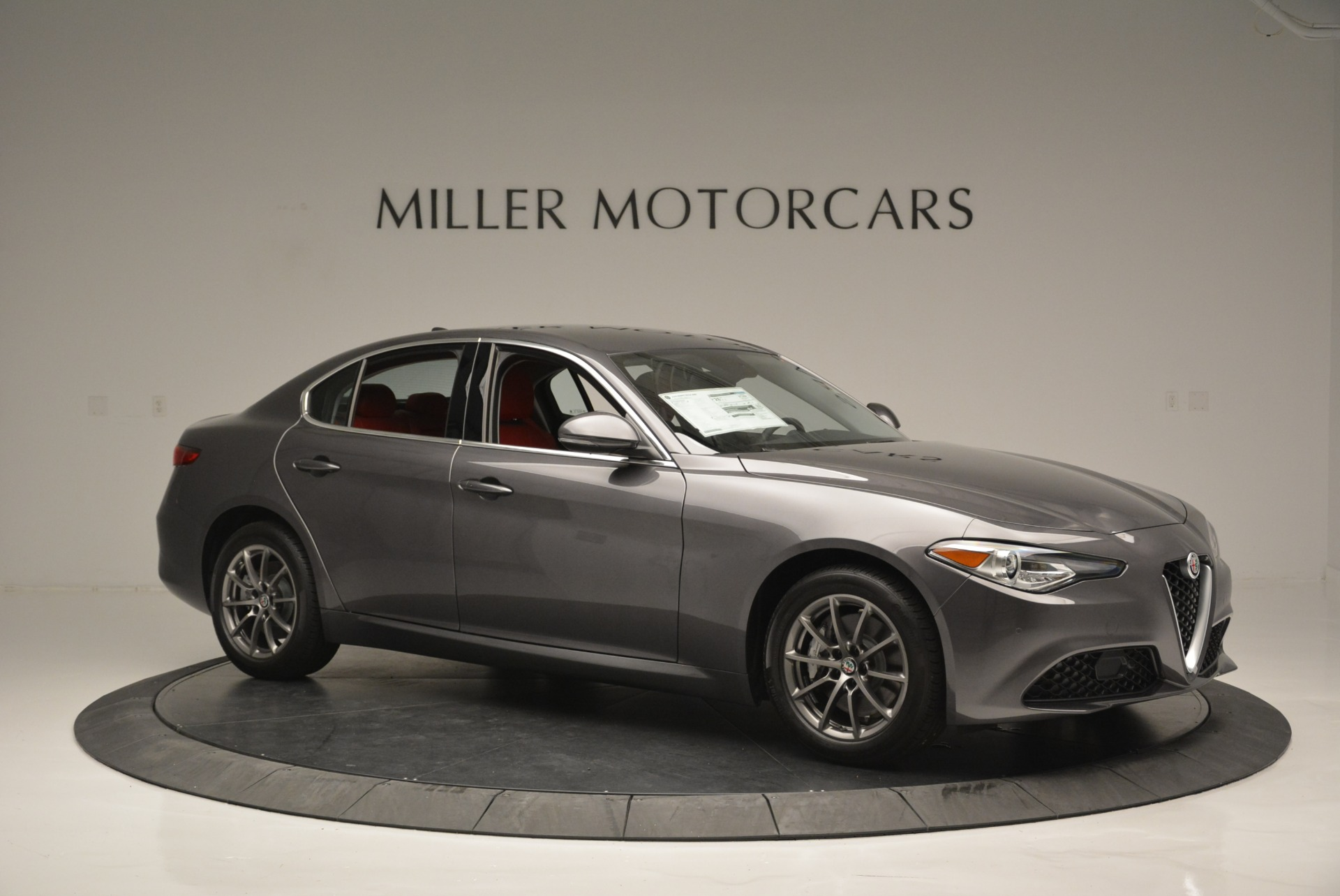New 2018 Alfa Romeo Giulia Q4 For Sale In Westport, CT 2383_p14
