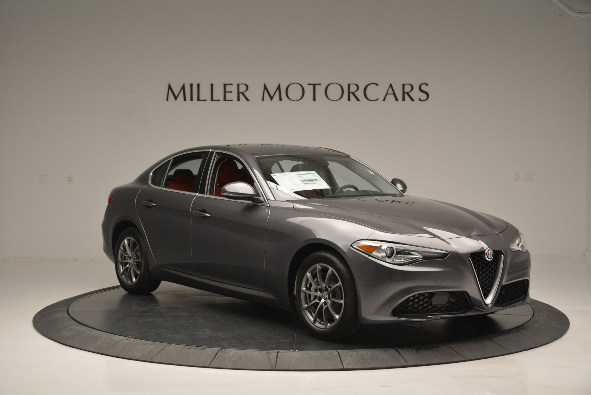 New 2018 Alfa Romeo Giulia Q4 For Sale In Westport, CT 2383_p15