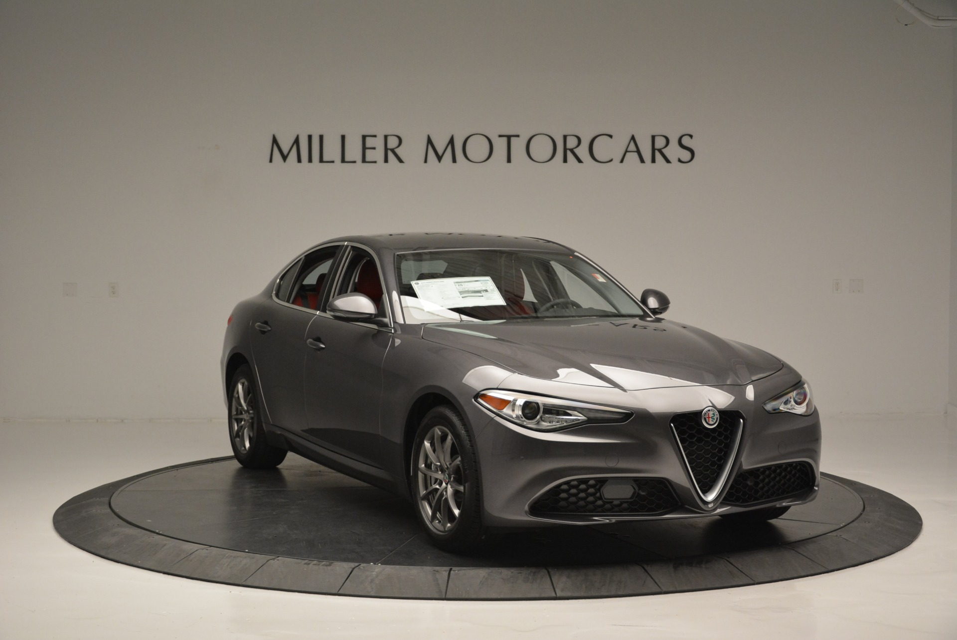 New 2018 Alfa Romeo Giulia Q4 For Sale In Westport, CT 2383_p16