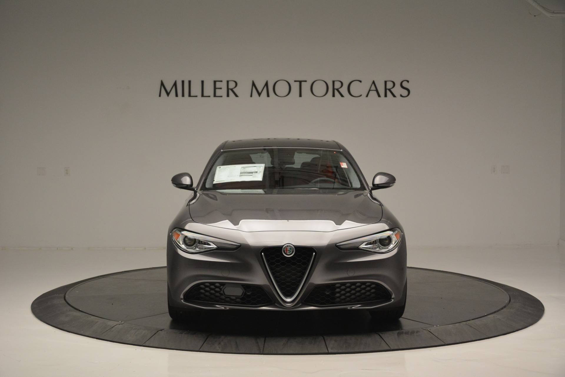 New 2018 Alfa Romeo Giulia Q4 For Sale In Westport, CT 2383_p17