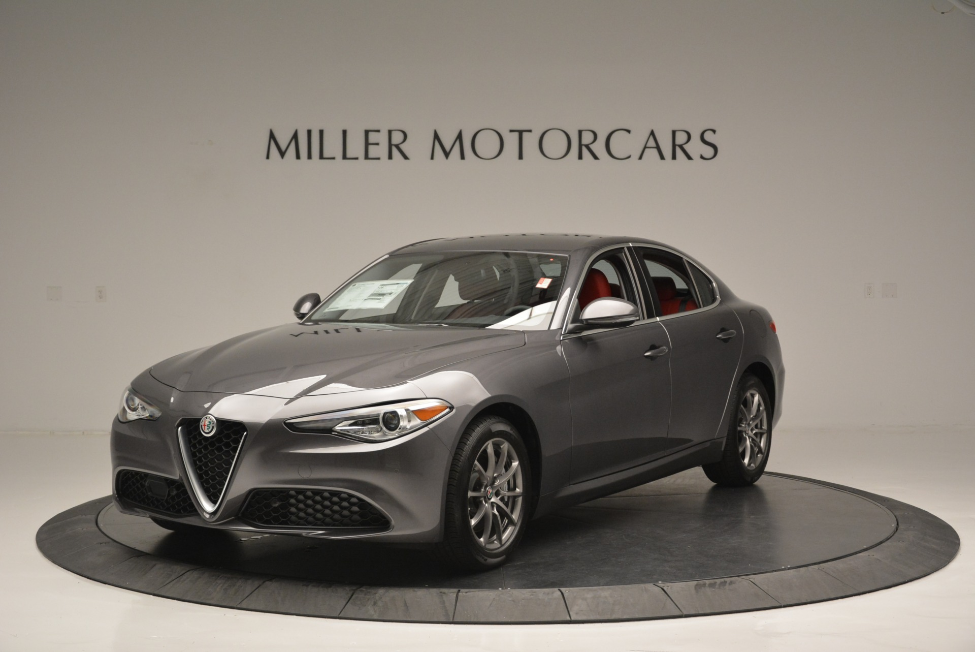 New 2018 Alfa Romeo Giulia Q4 For Sale In Westport, CT 2383_p2