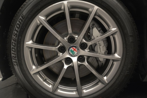 New 2018 Alfa Romeo Giulia Q4 For Sale In Westport, CT 2383_p30